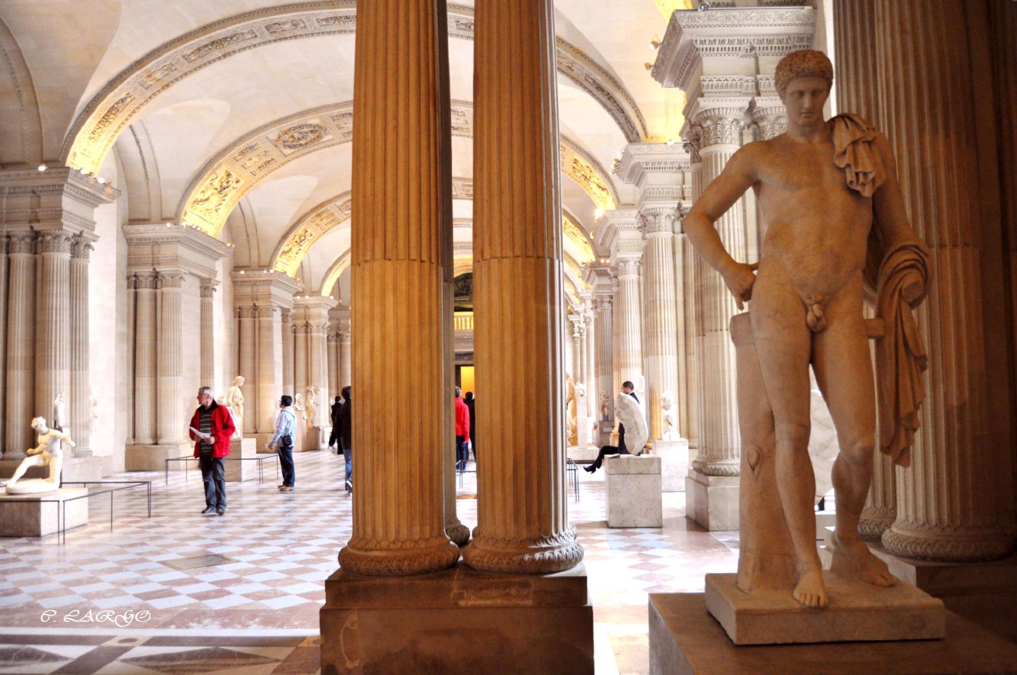 Le Louvre by carmenlargo13