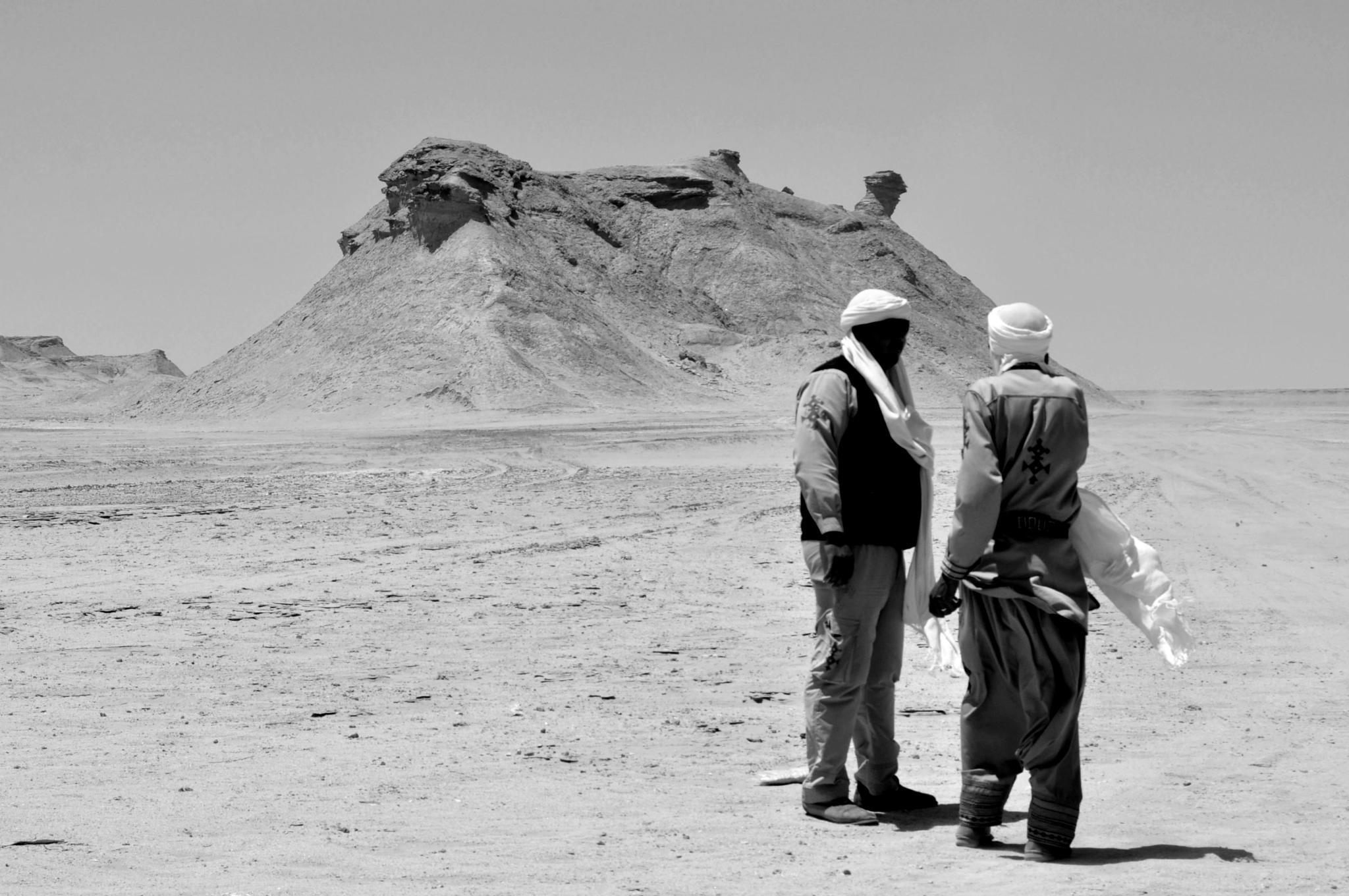 Tuaregs by carmenlargo13
