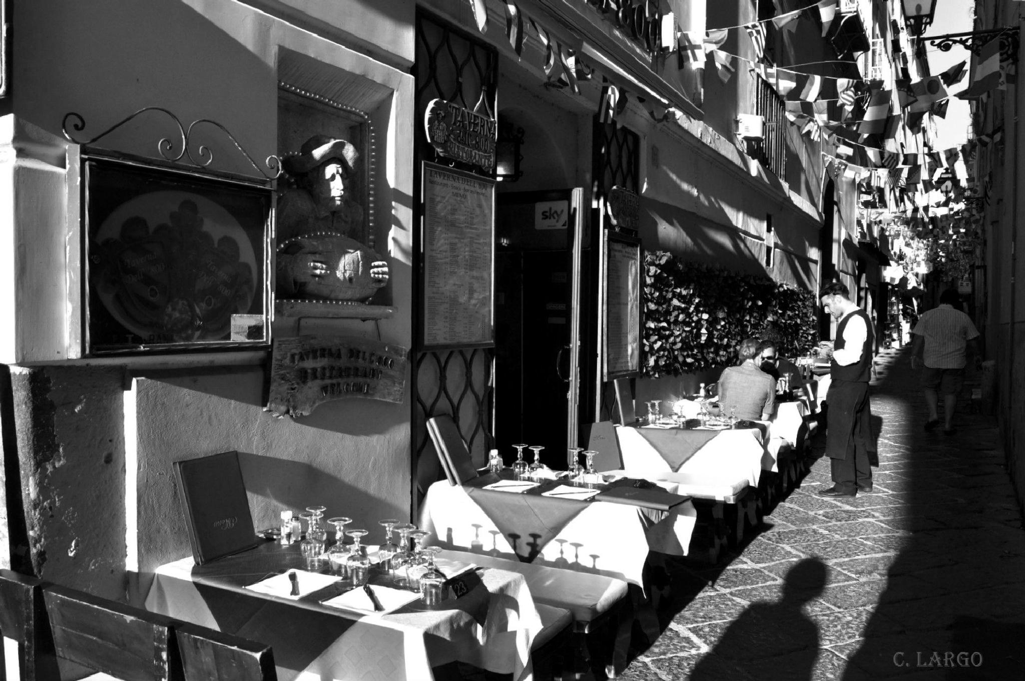 Lights in Sorrento by carmenlargo13