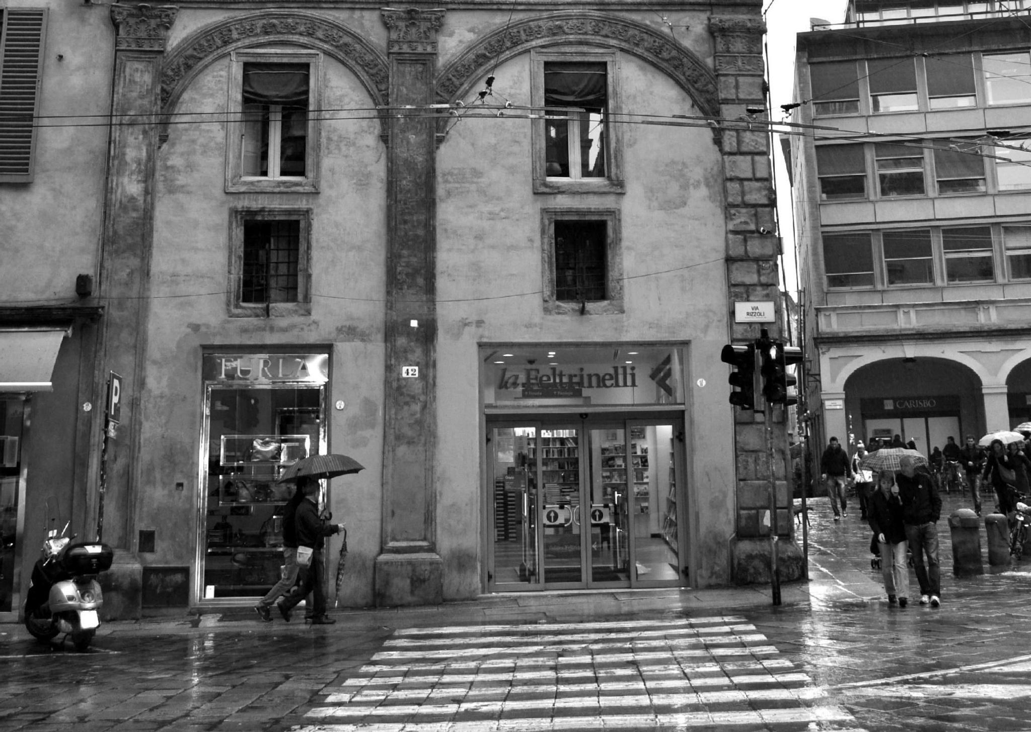 Streets in Italy by carmenlargo13