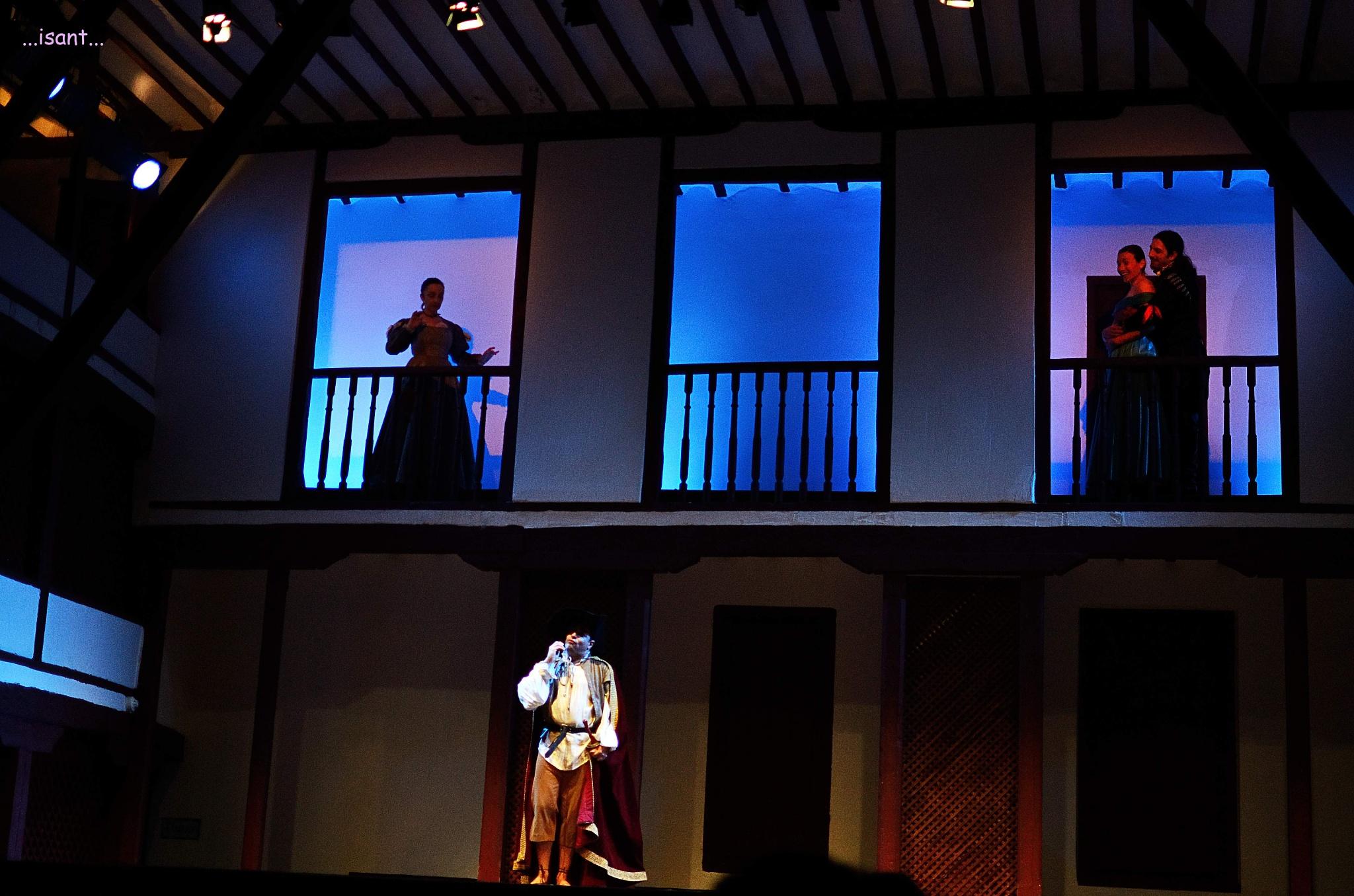 Obra e teatro by Pablo Pazos