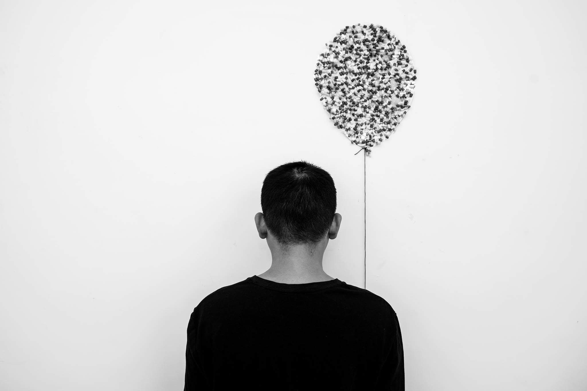 depression(psychology) by 紀倫棋