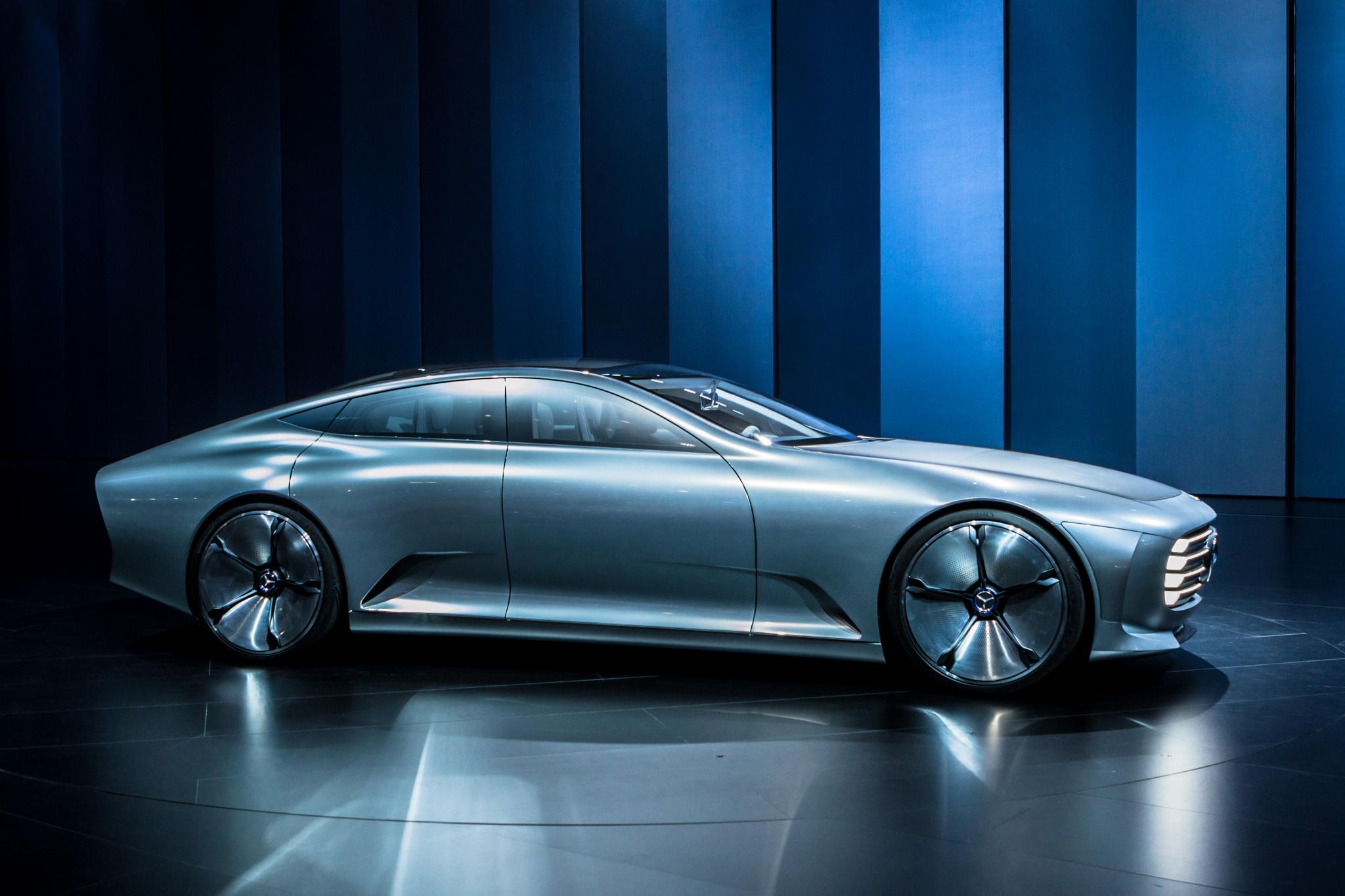 Mercedes Benz Concept Car 2015 by Wanja Wiese