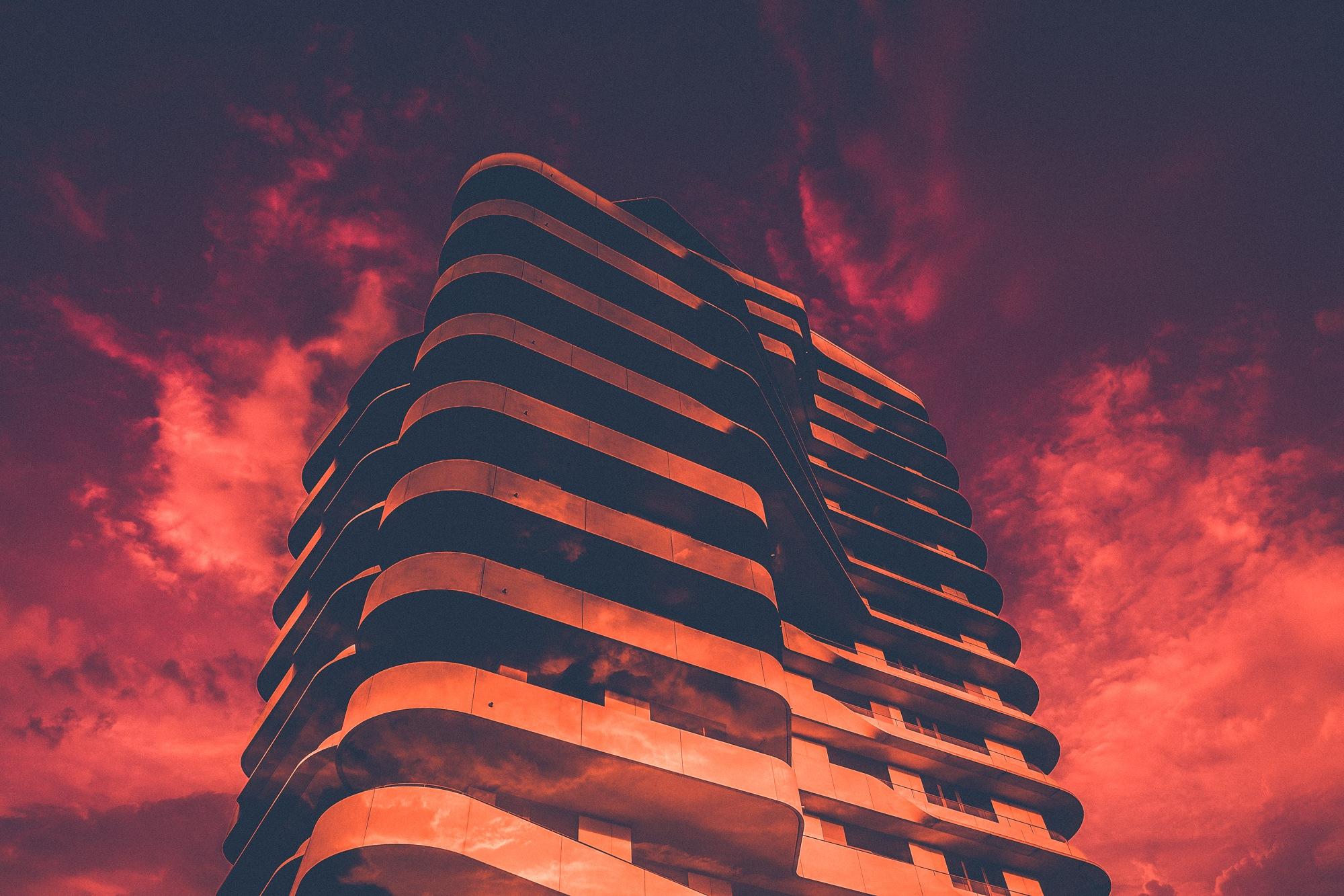 Doom Hotel II by Wanja Wiese
