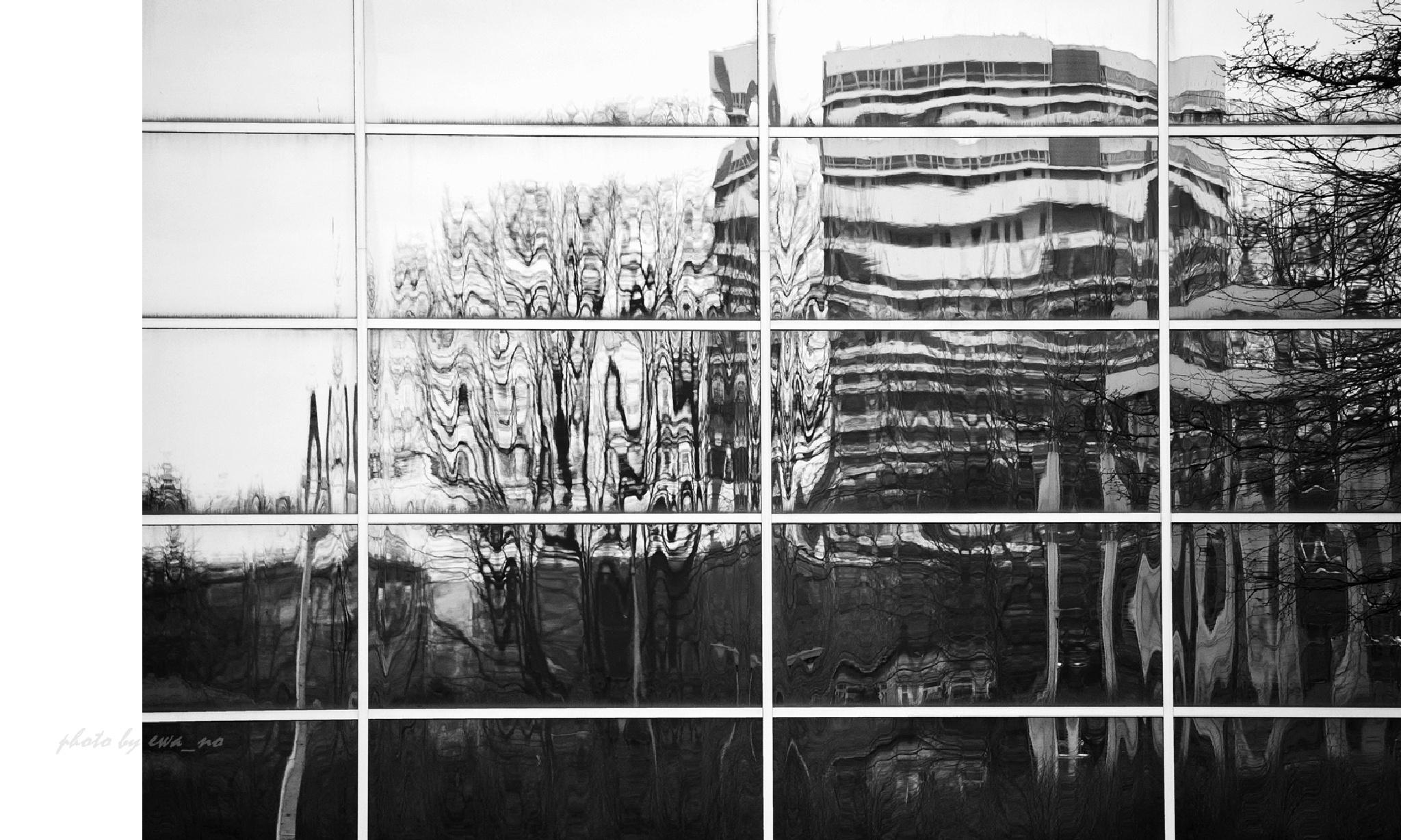 mirror world (in decomposition) by ewa_no