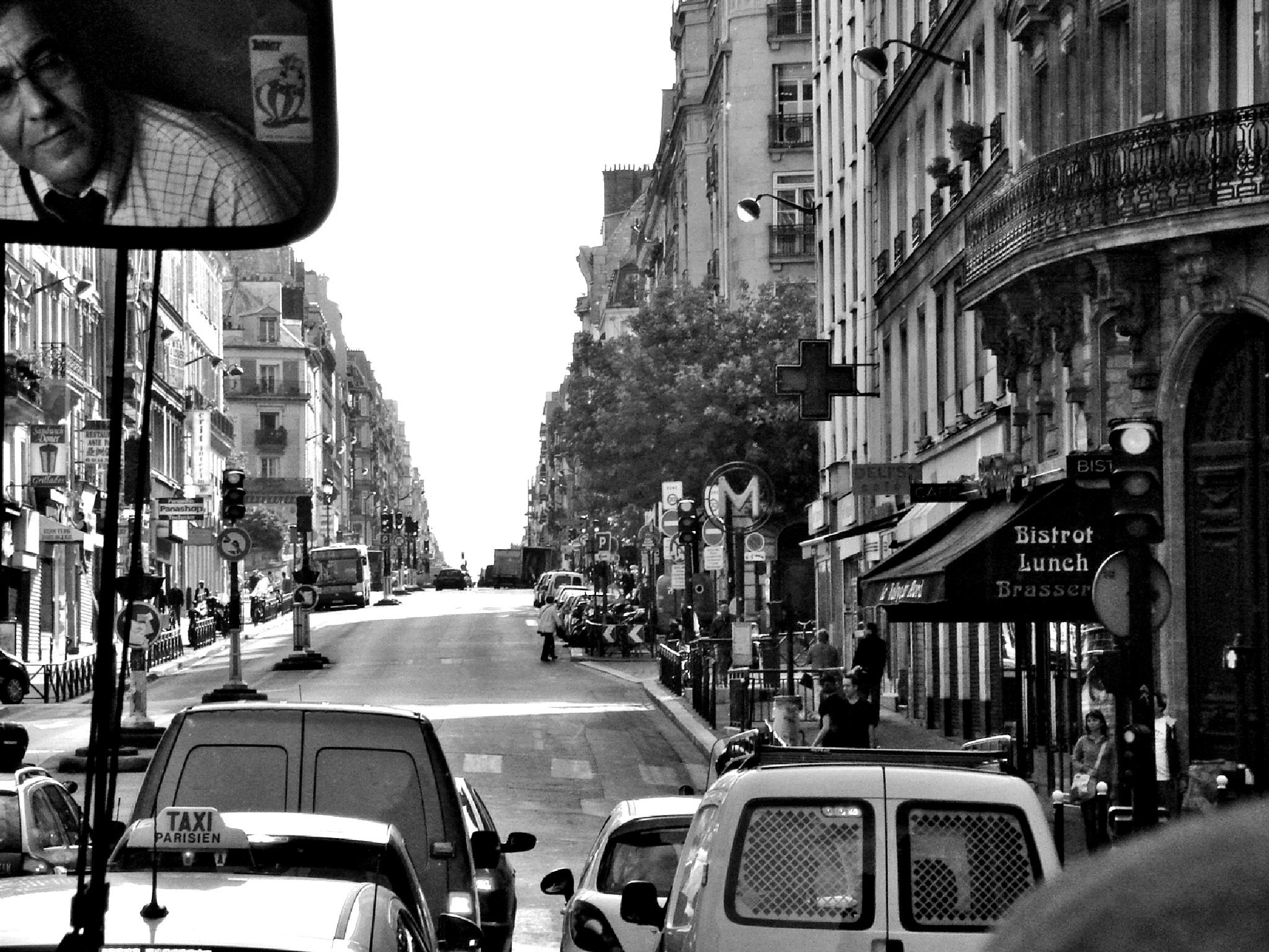 Paris, Paris .. on arrive! by ewa_no