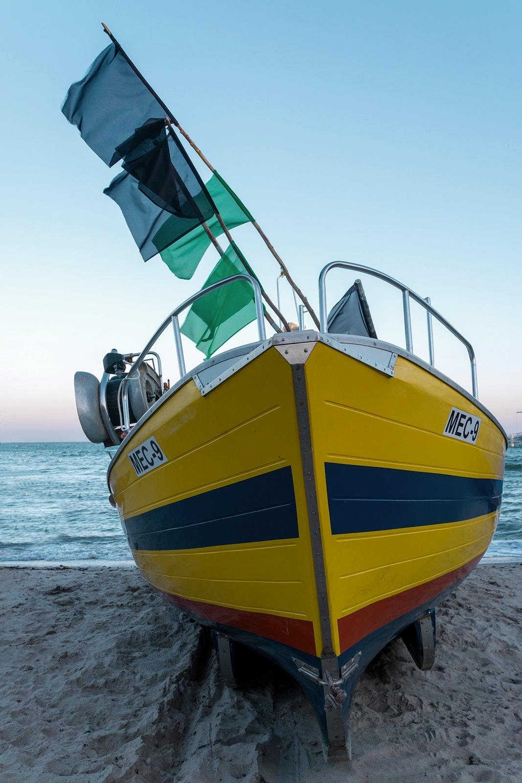 Sunrise in blue, green and yellow .. / Wschód niebiesko - zielono - żółty .. by ewa_no