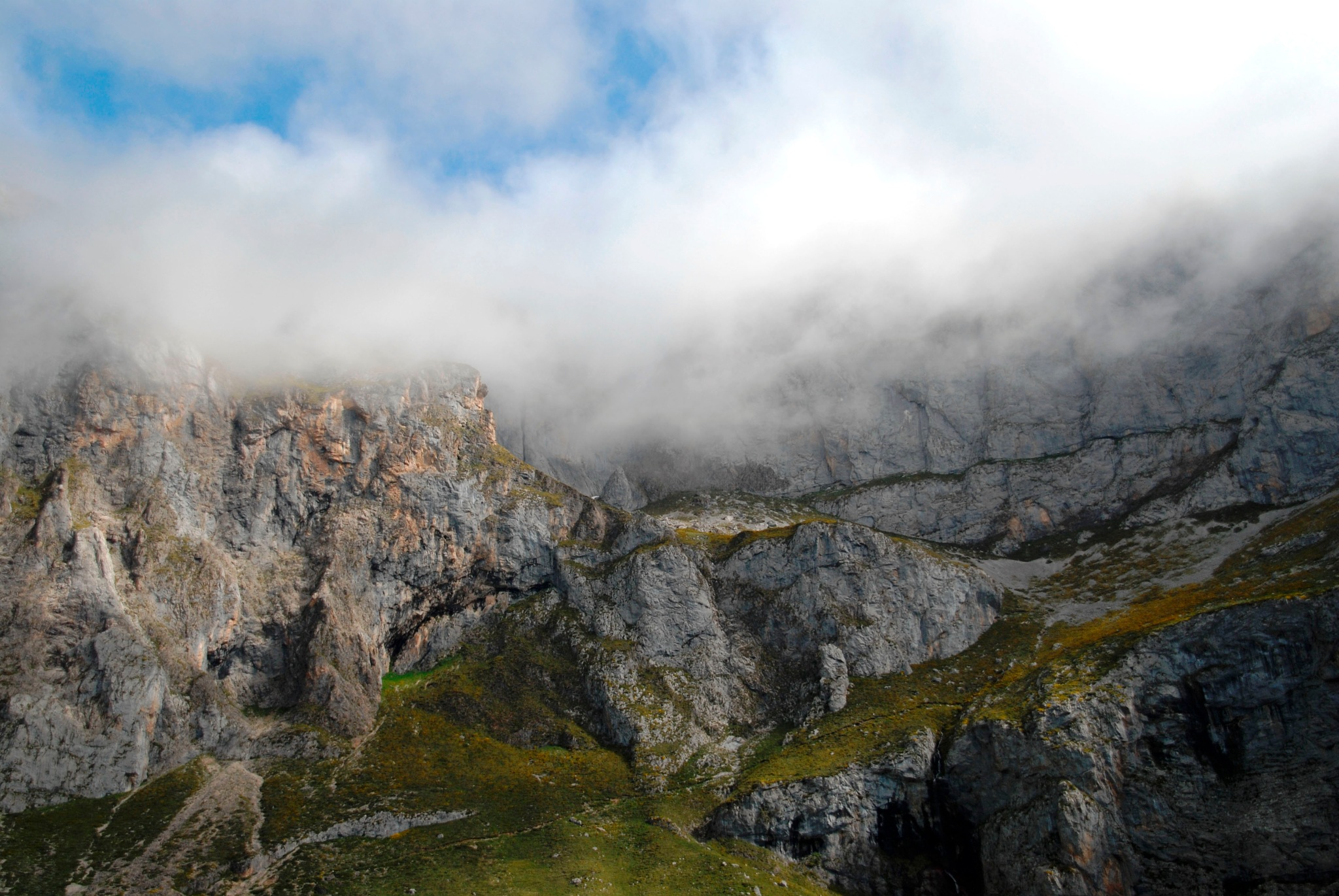 Picos de Europa by edmund hirschfeld