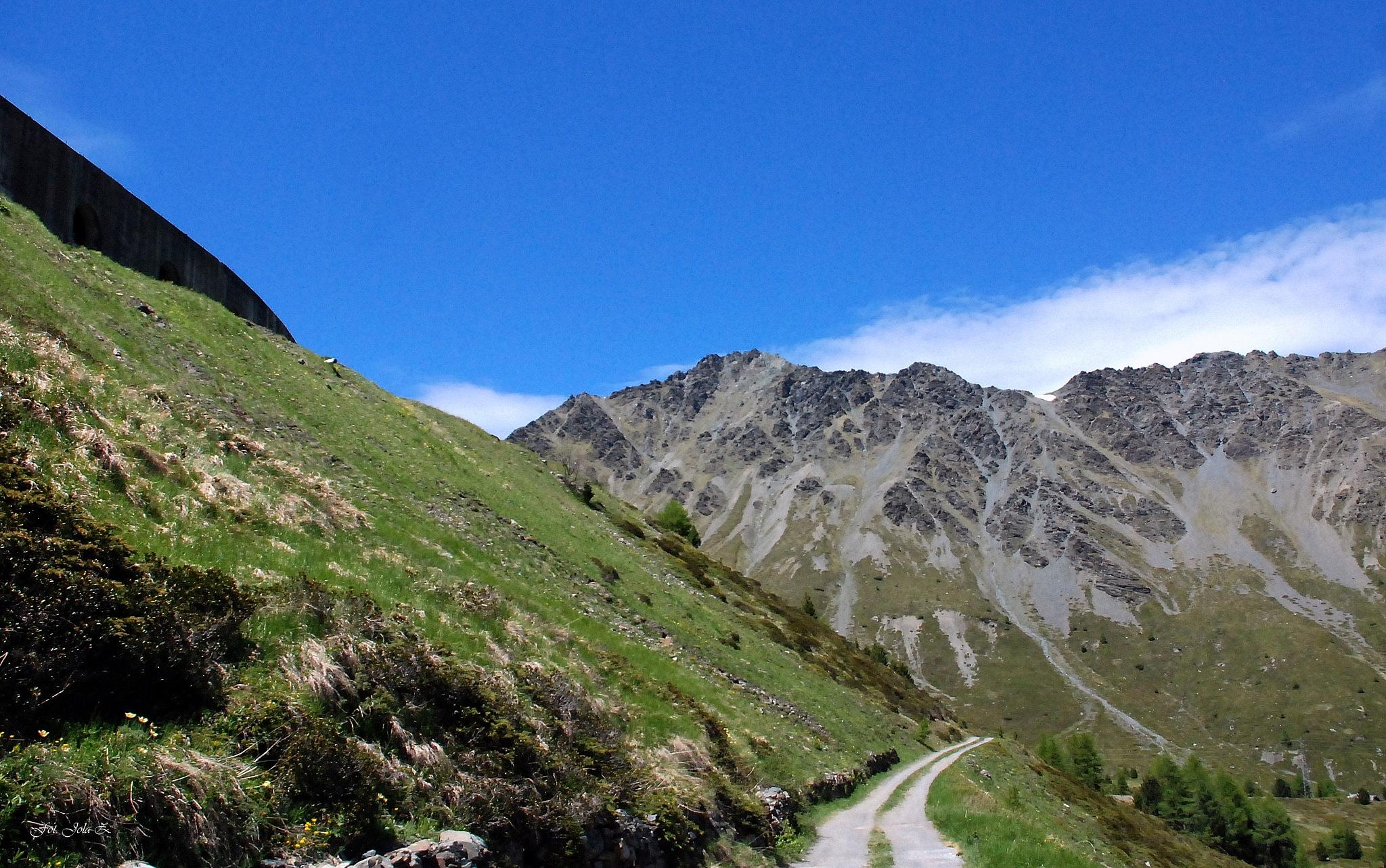 Italian Alps by jolanta.zuzel