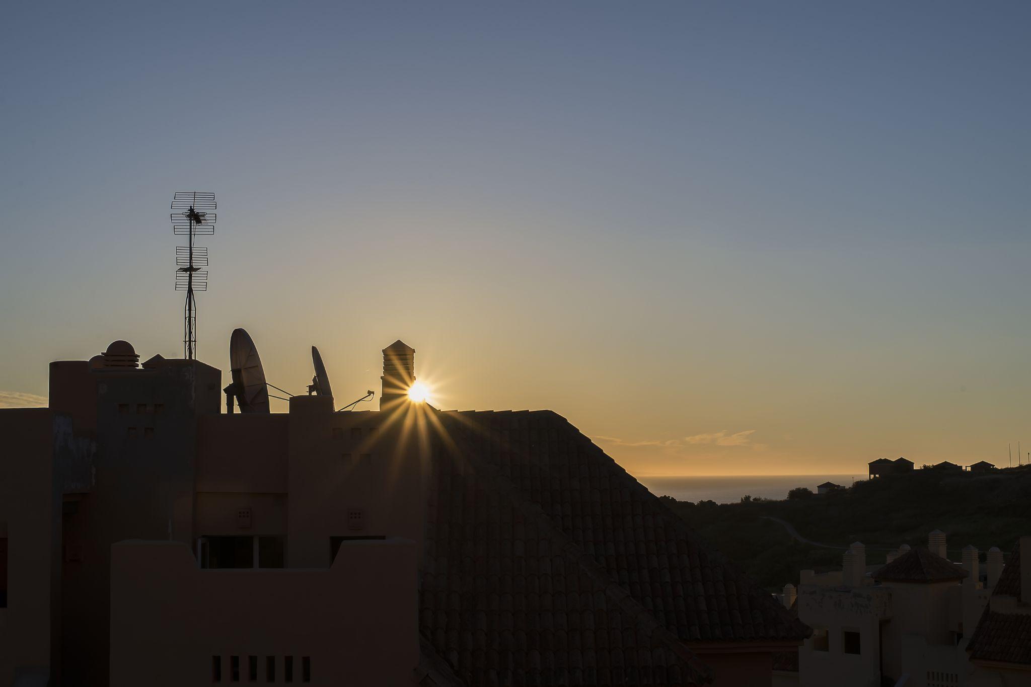Sunrise by David Gilson