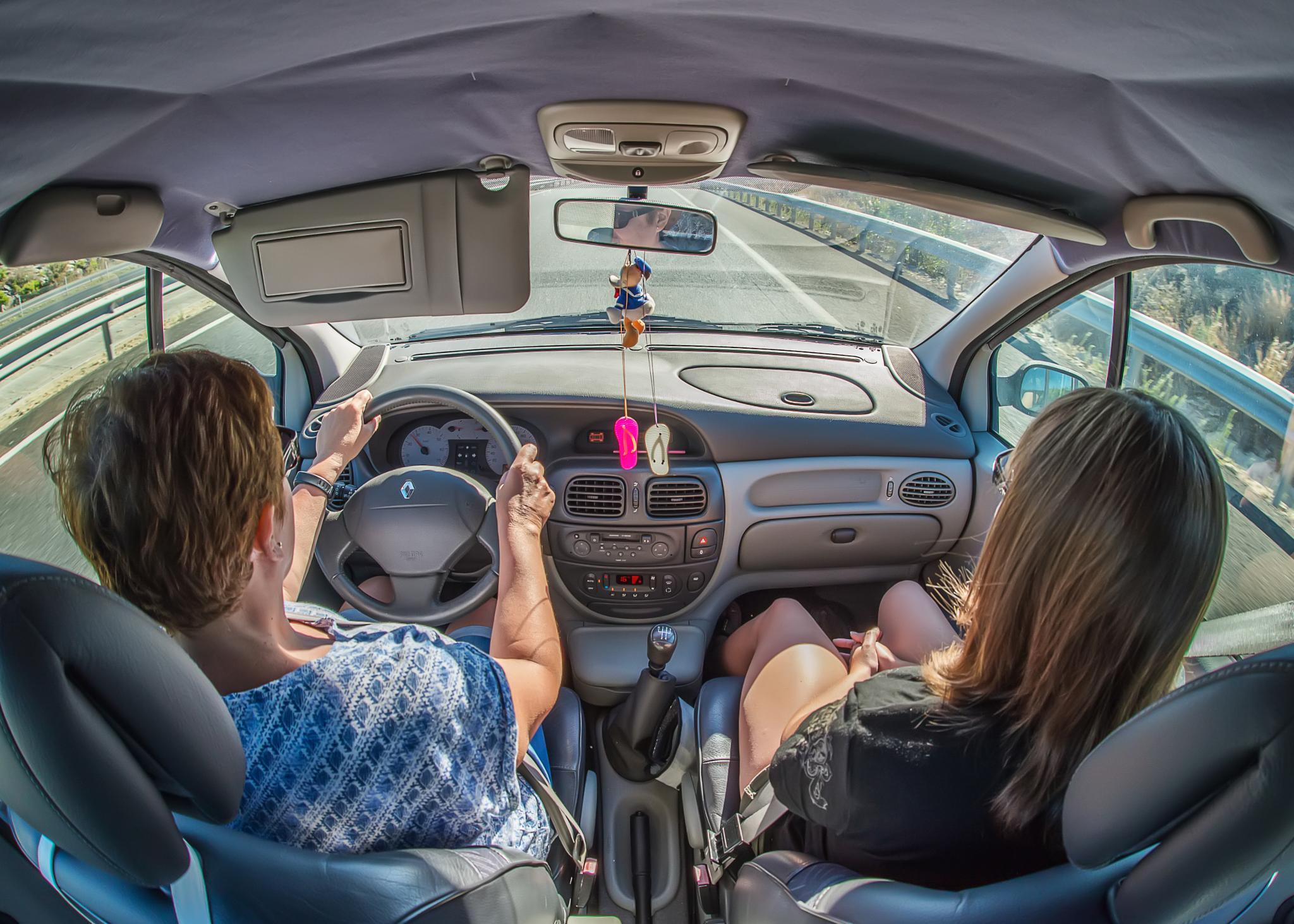Driving by David Gilson
