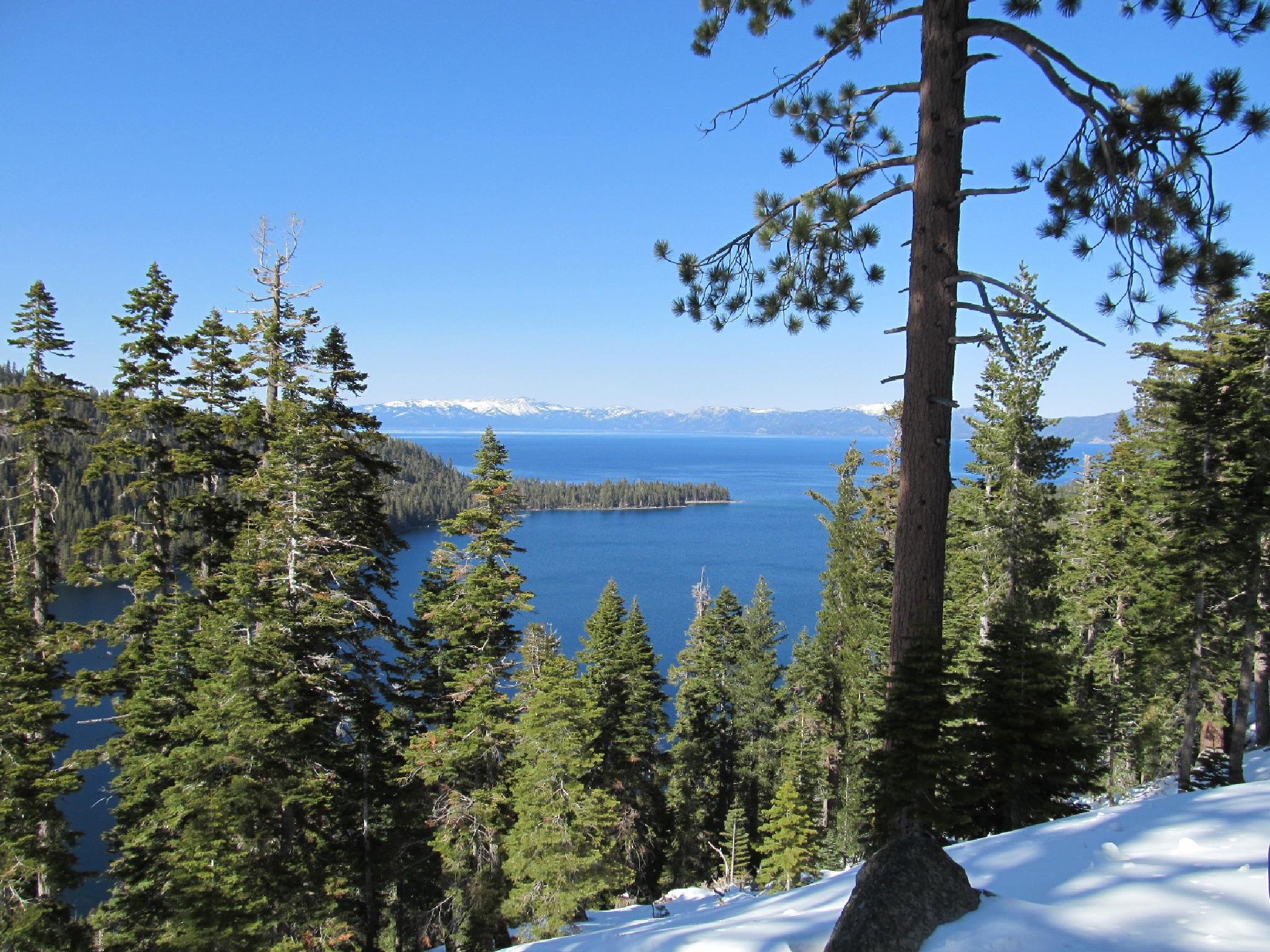 Lake Tahoe by Per Göthe