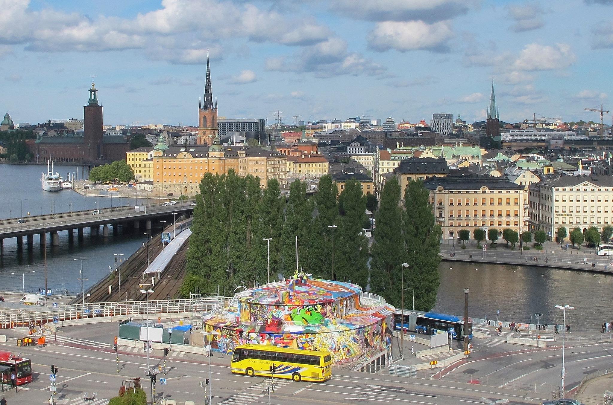 """ Stockholm "" by Per Göthe"
