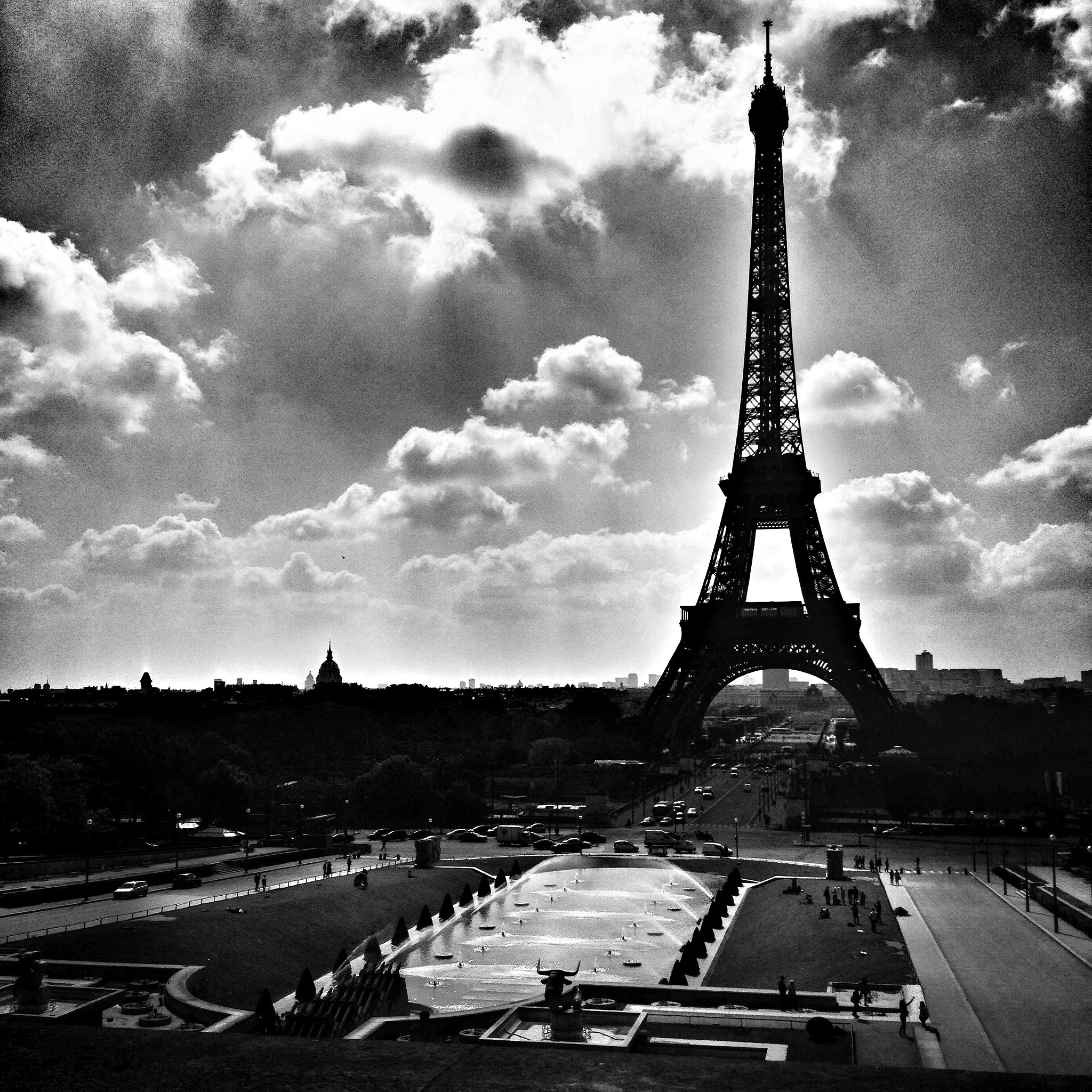 Paris Noir by nick.kenrick.9