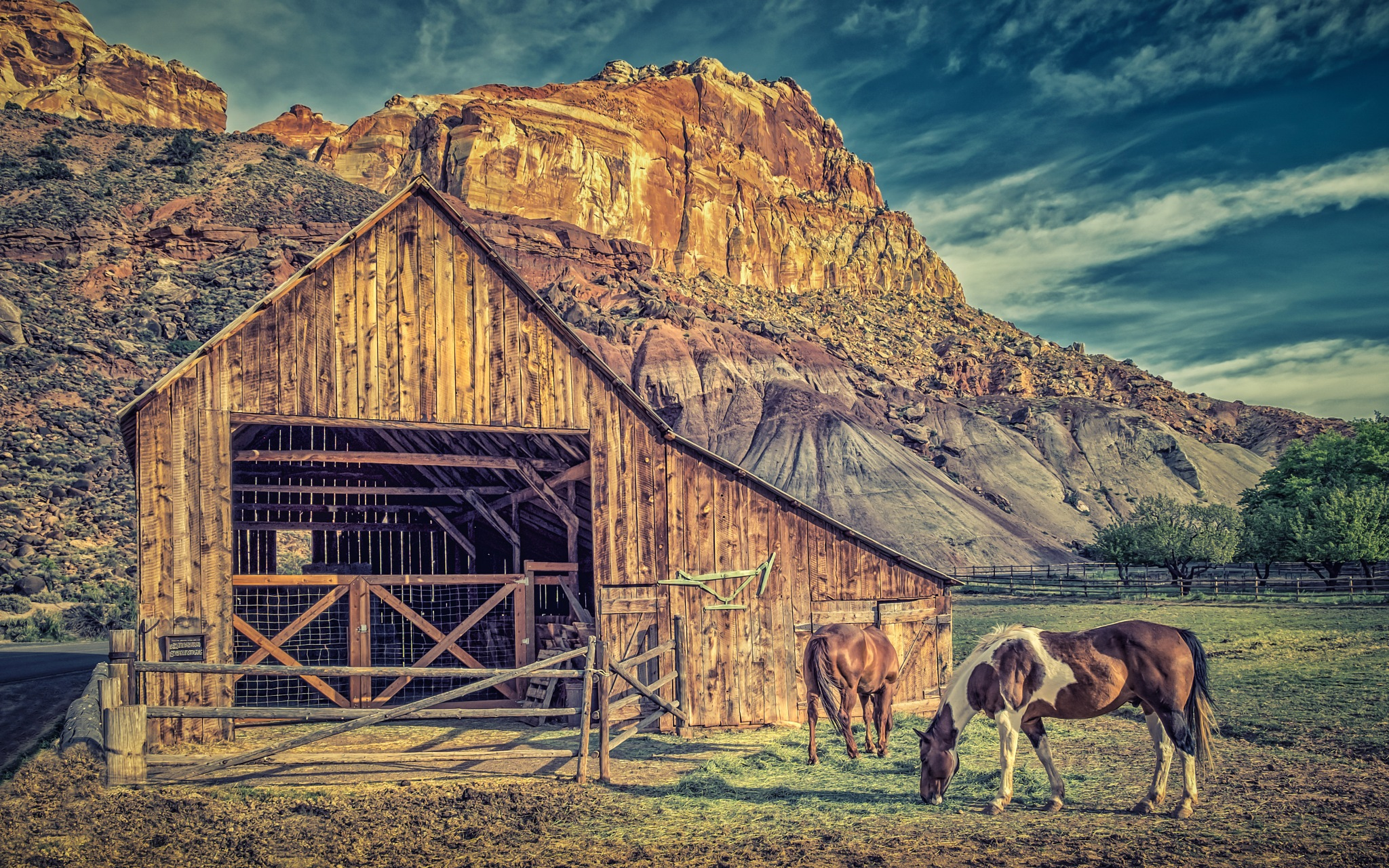 Capitol Ranch by Emilio