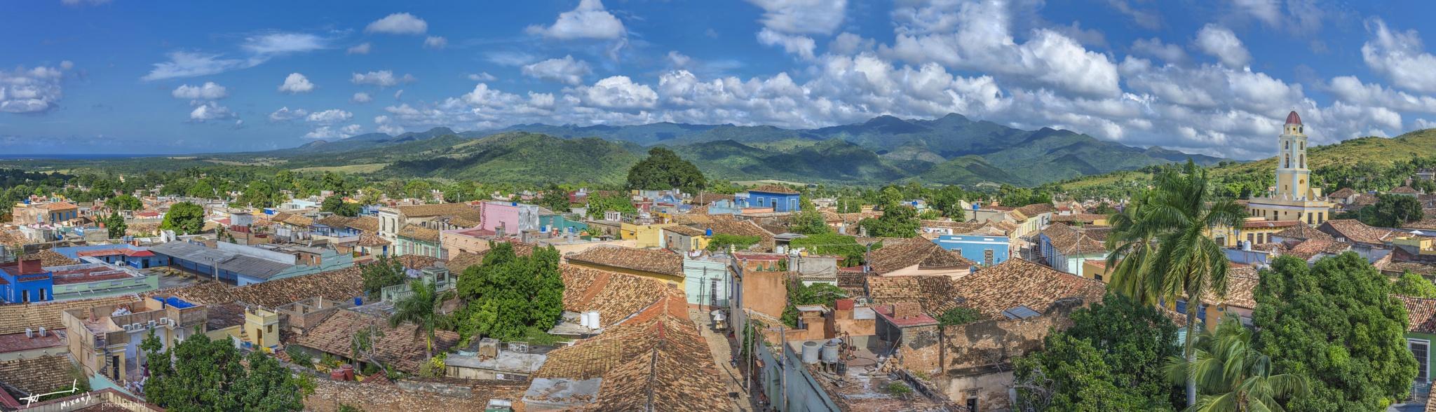 Sabor de Cuba (Trinidad) by Michail