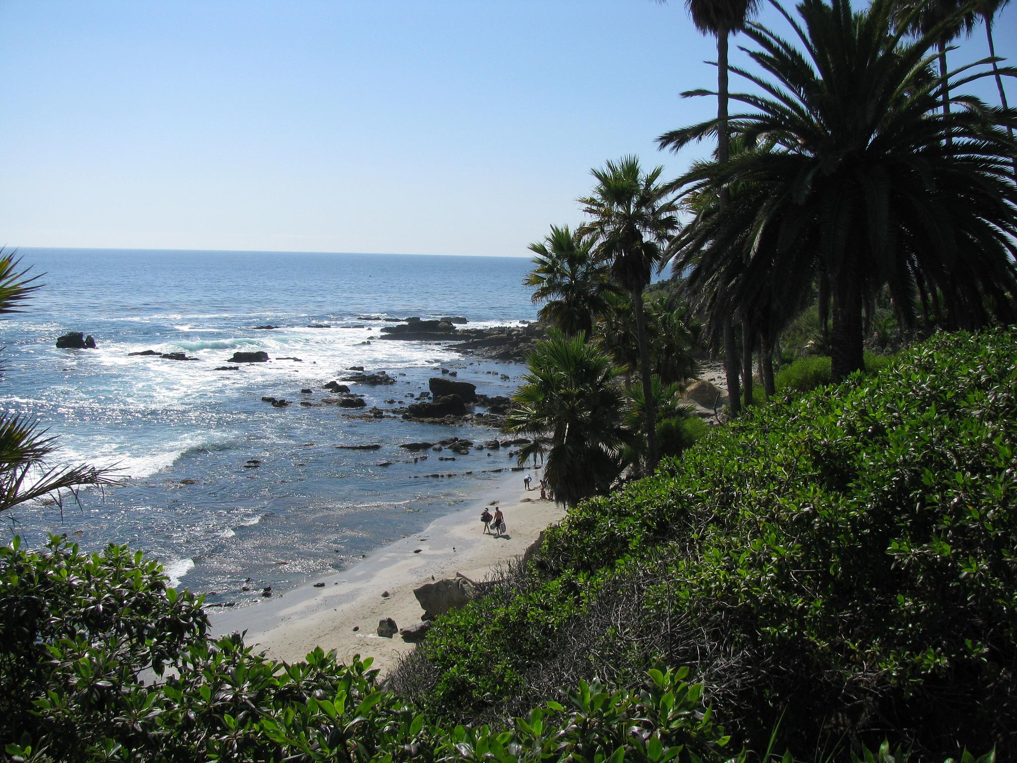 Beautiful Laguna Beach by ramses2009