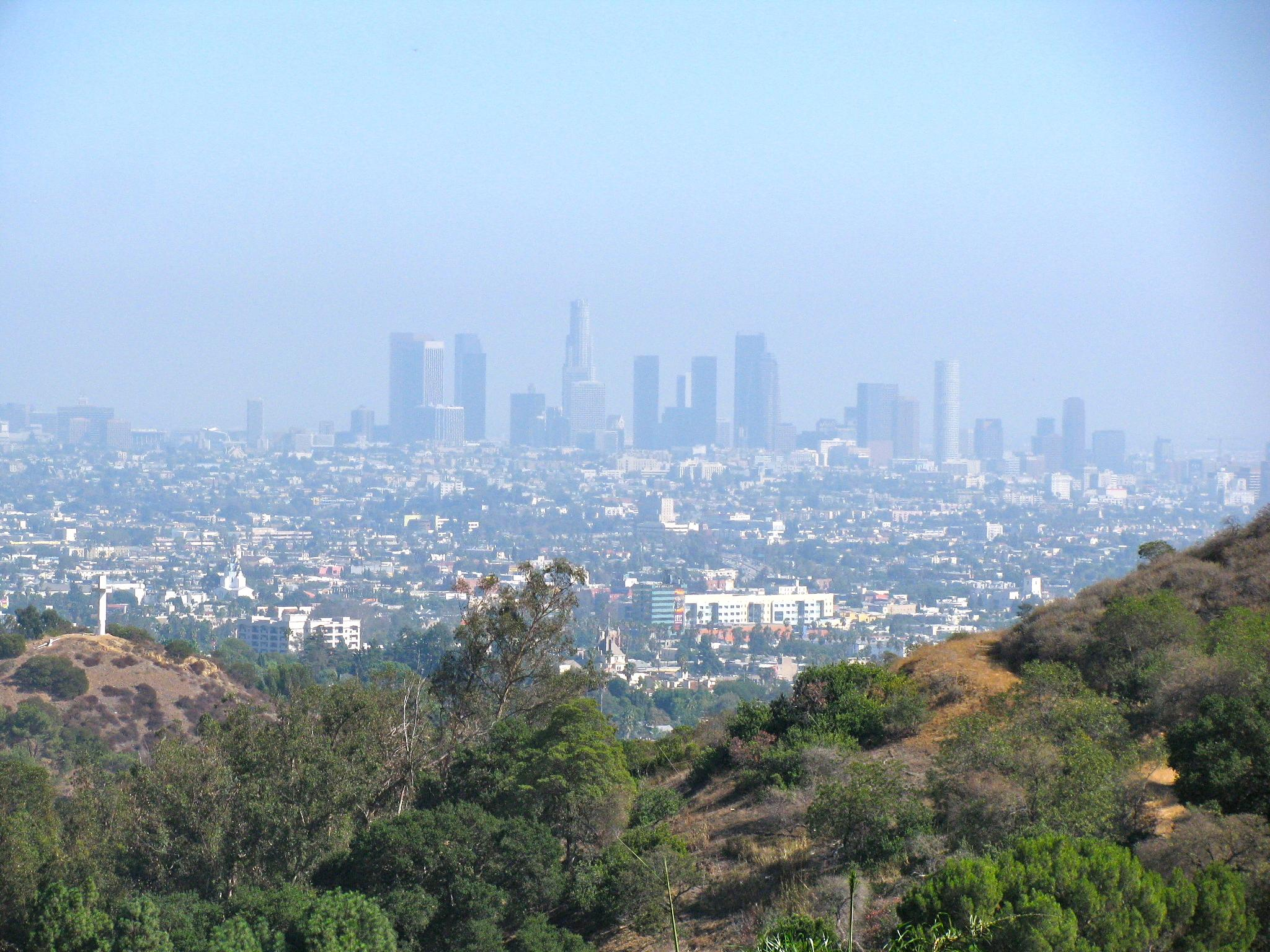 Los Angeles, CA by ramses2009