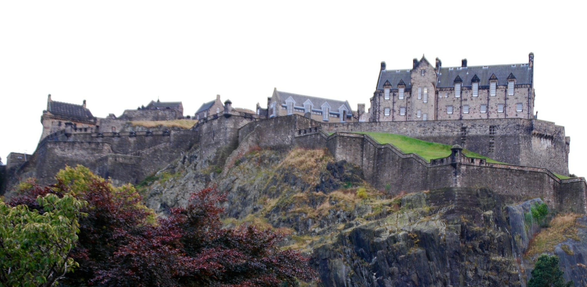 Edinburg Castle by Joe Lane