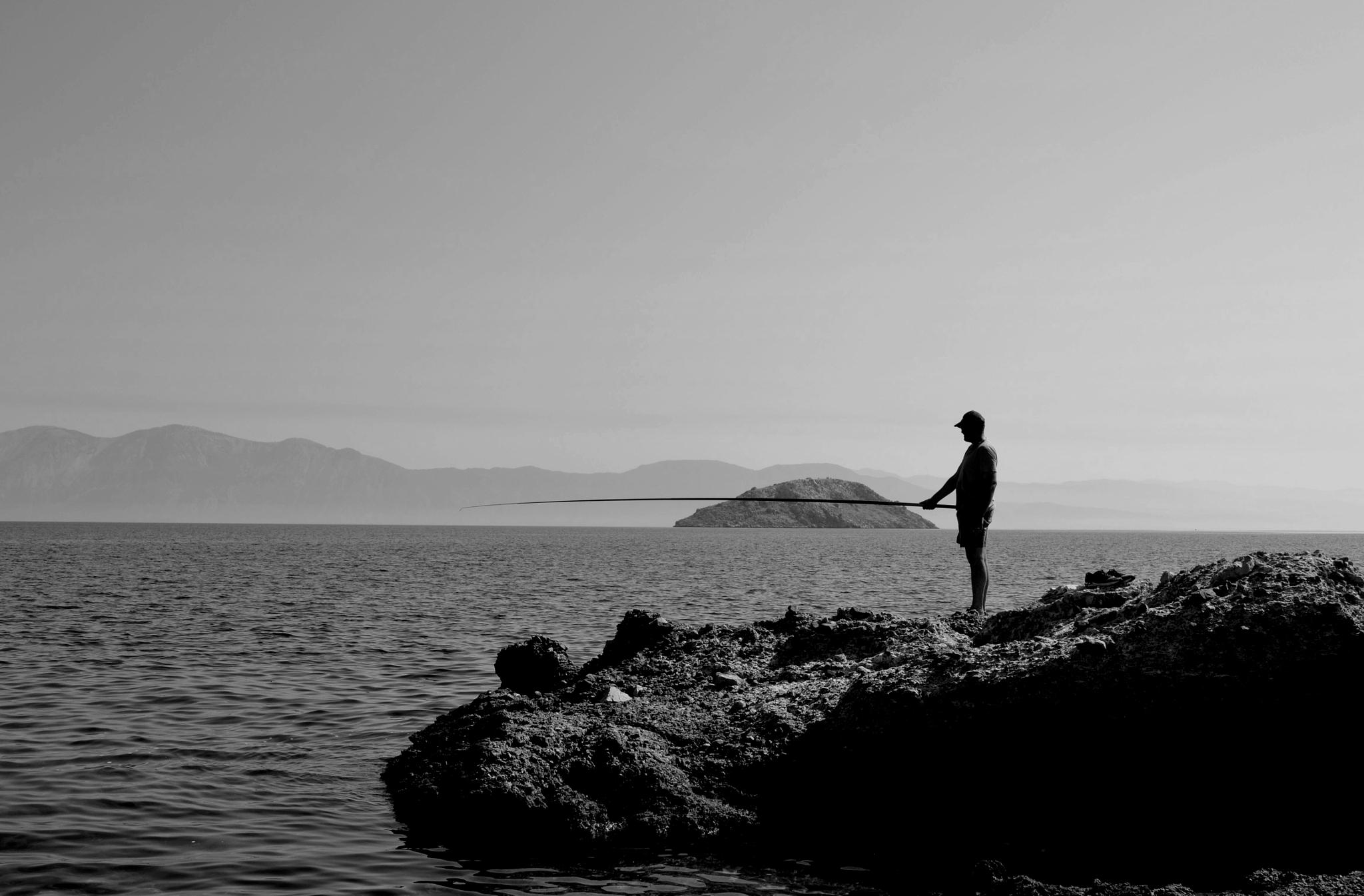 a fisherman by angeliki