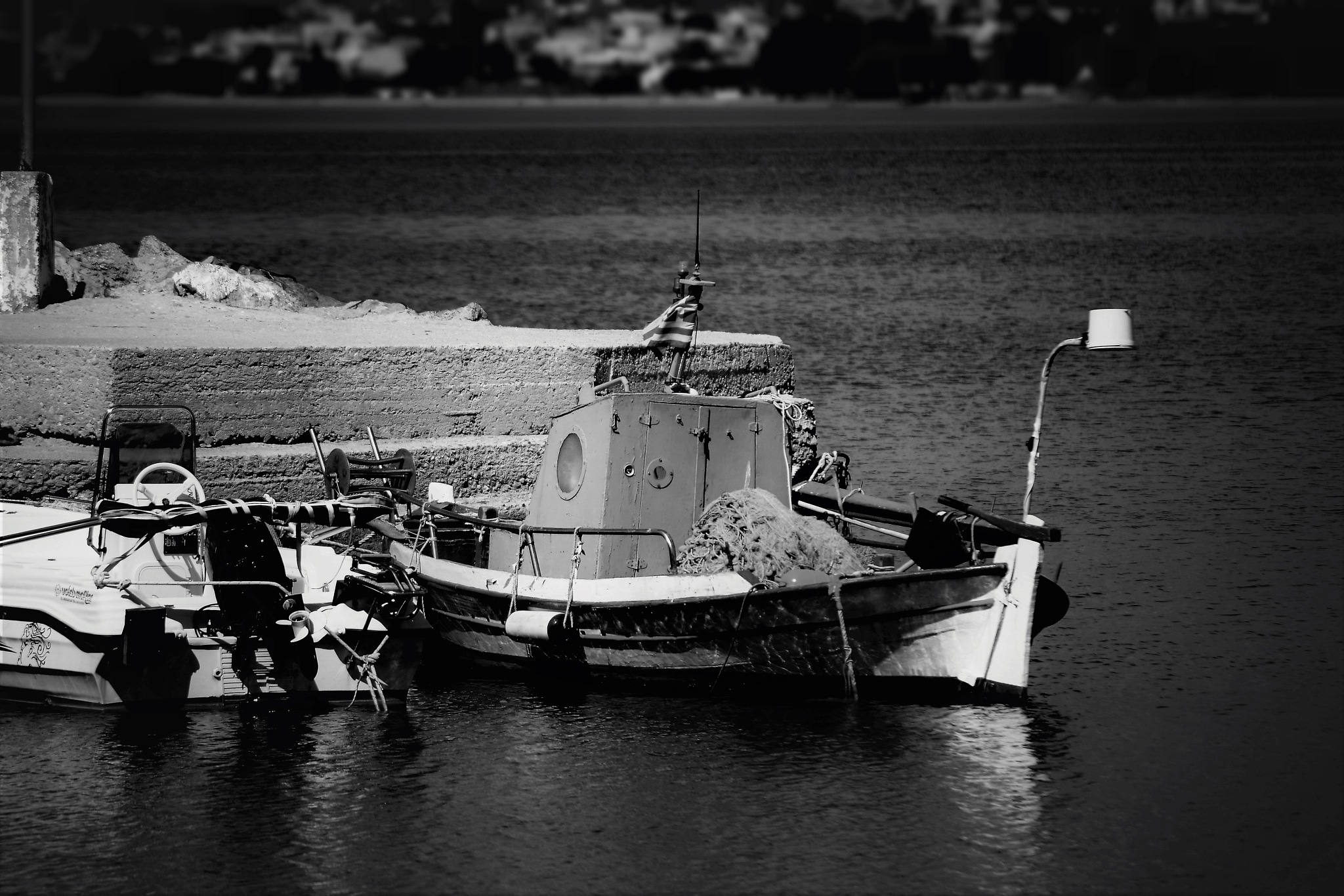 ~the fishing boat~ by angeliki