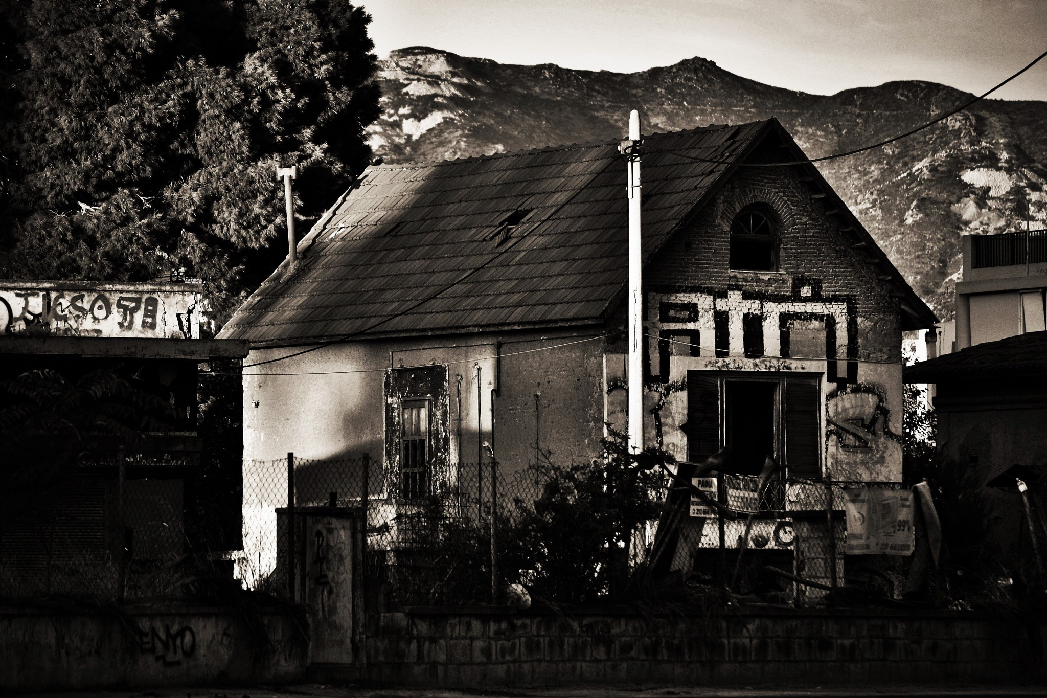 ..old house.. by angeliki