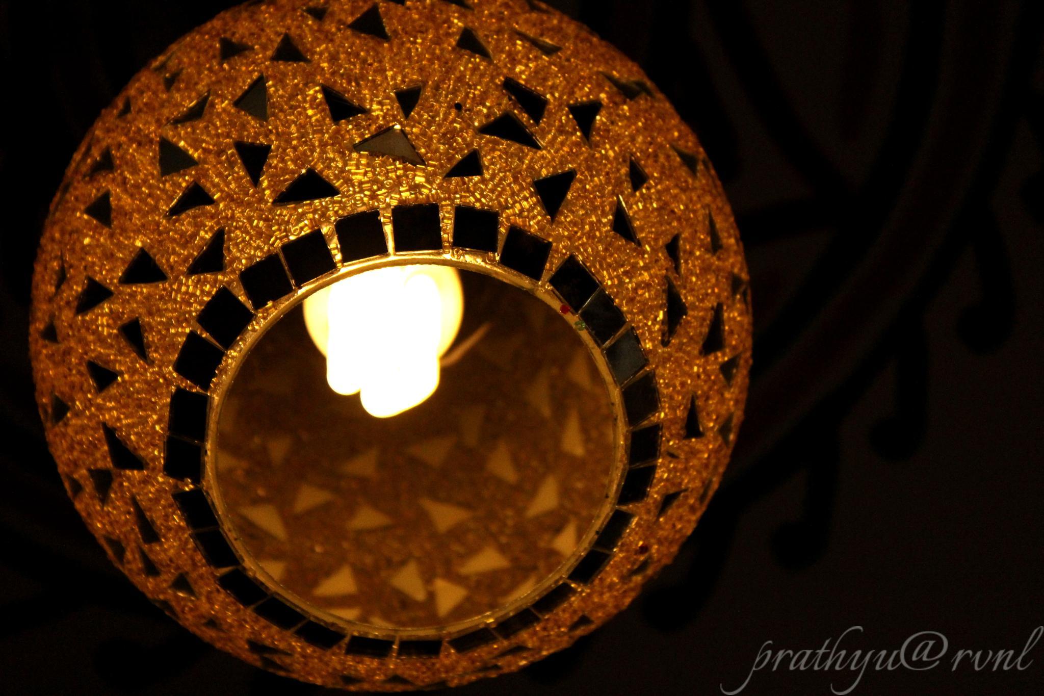 Lamp by rvnlprathyusha