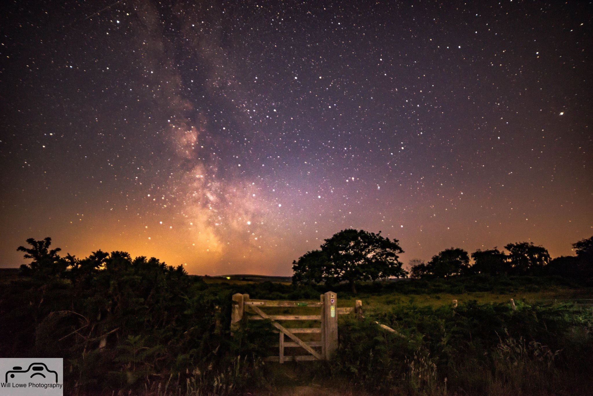 Gateway to the Stars by Will Lowe Photography