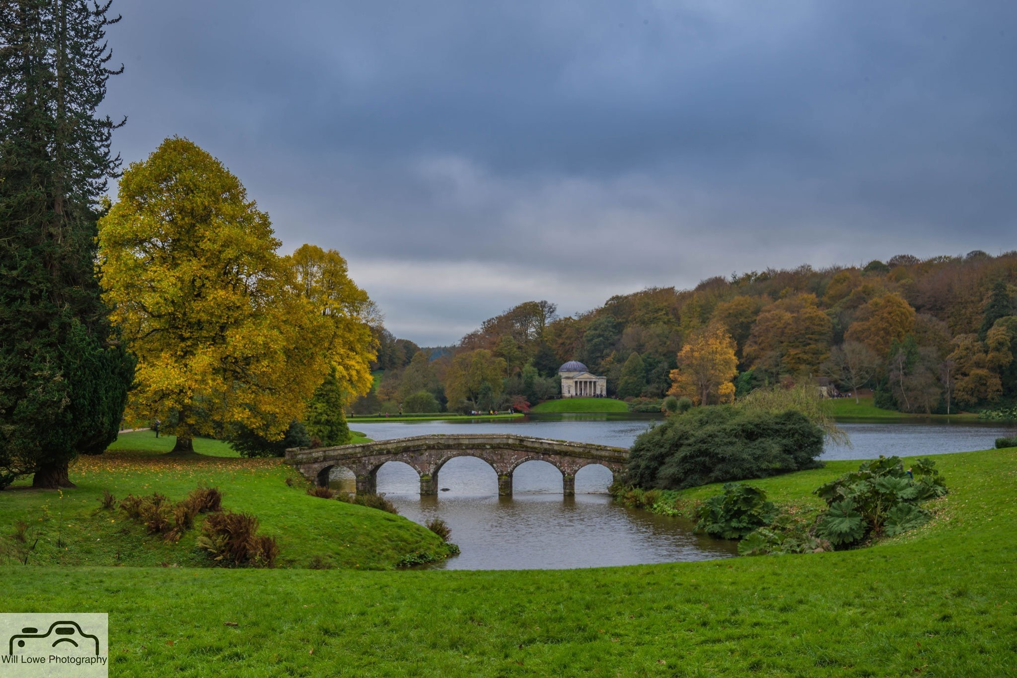 Stourhead  by Will Lowe Photography