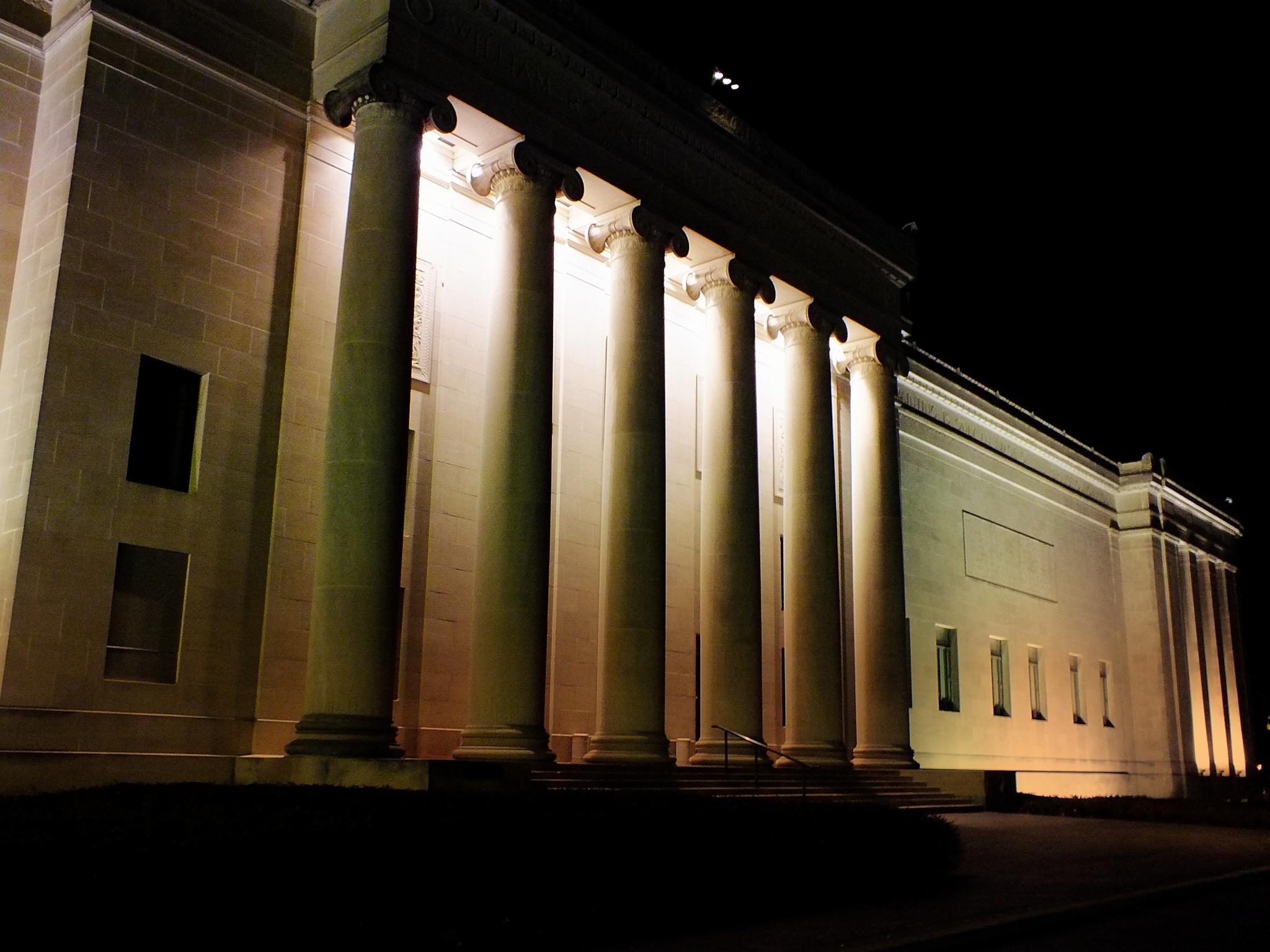 William Nelson - Atkins Museum of Art by Lorenzo (Larry) Jonree