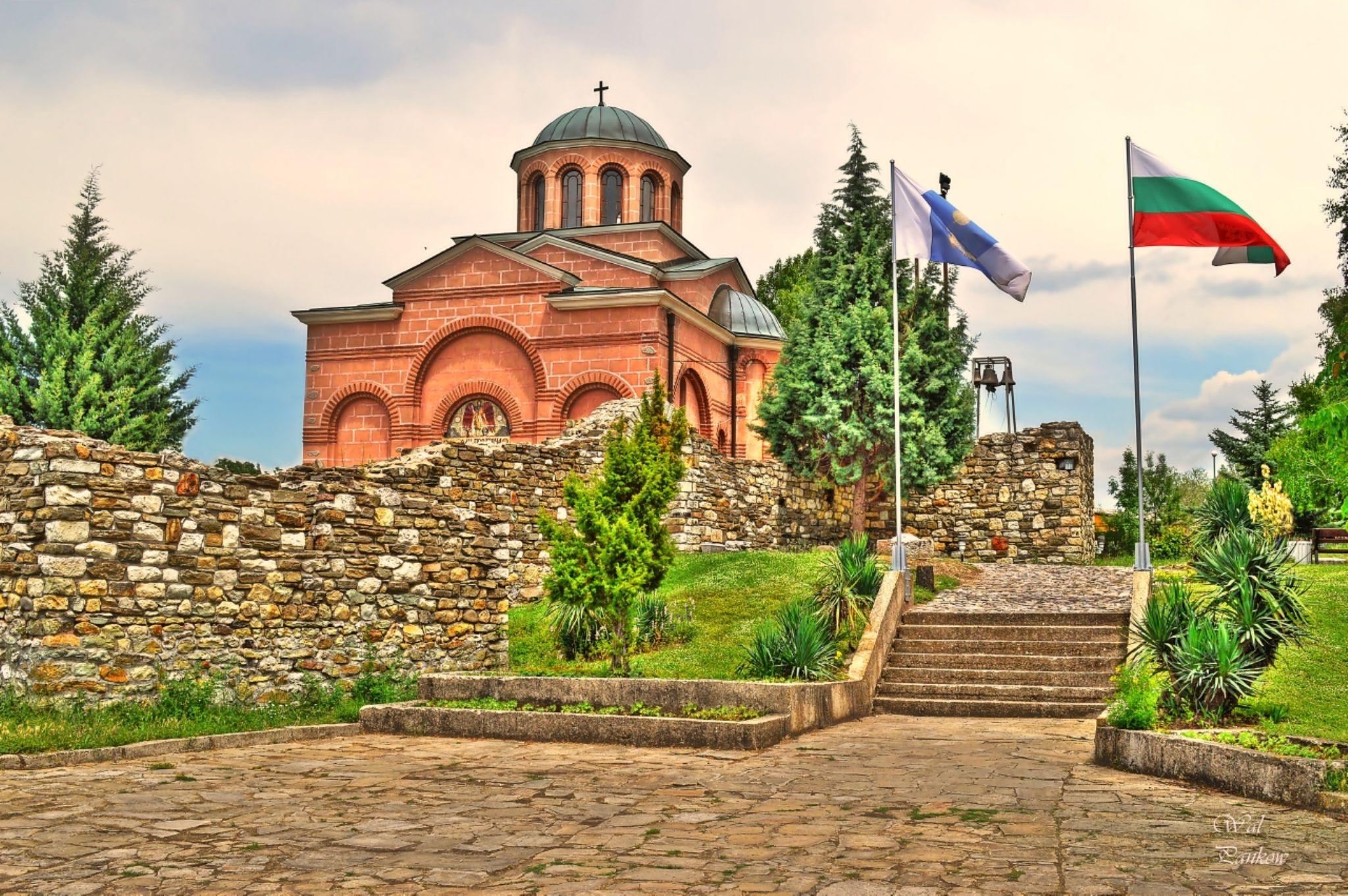 Храма Св. Йоан Предтеча by valentinpankov1