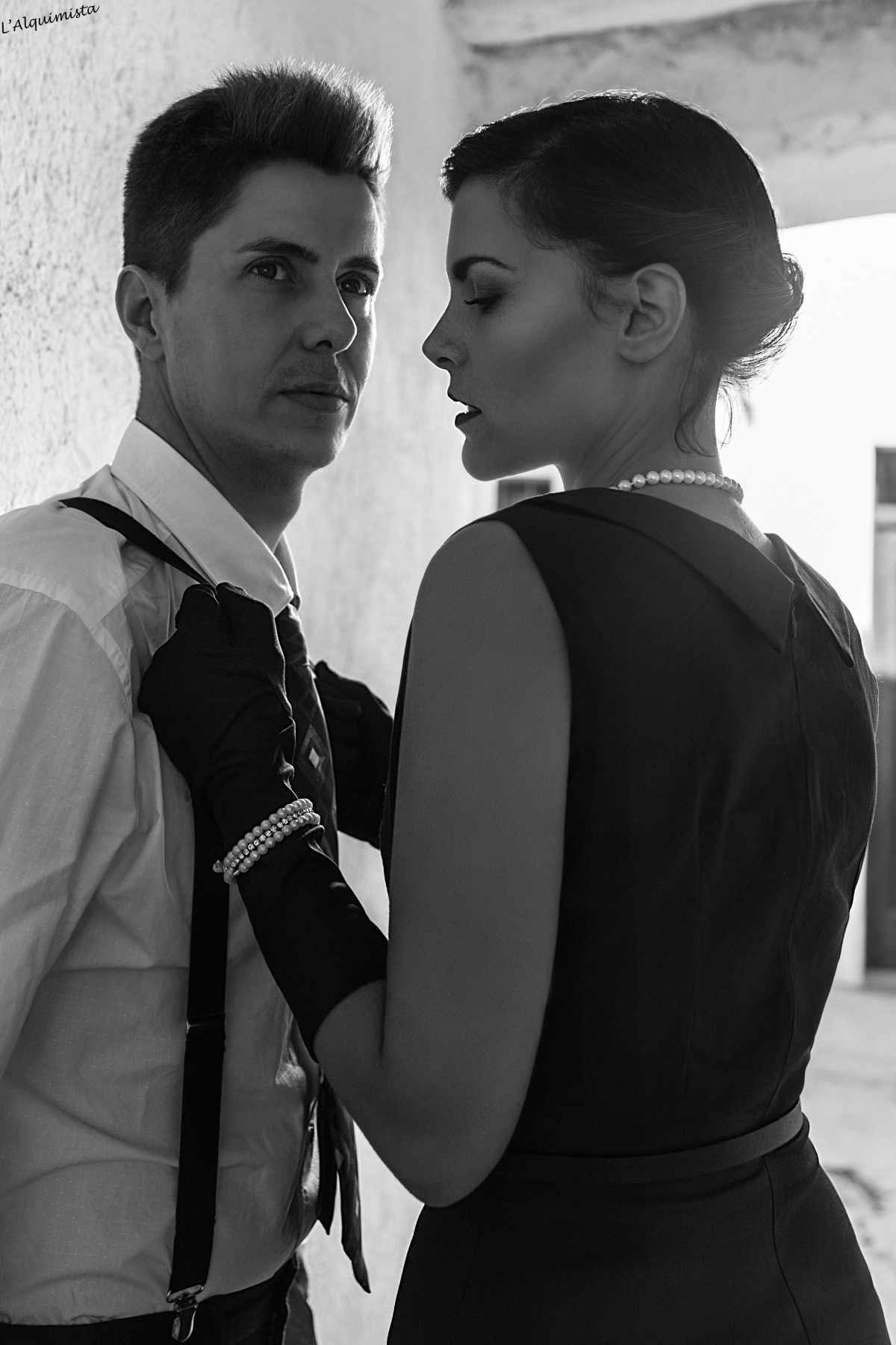 Classic couple by Xavi Carol