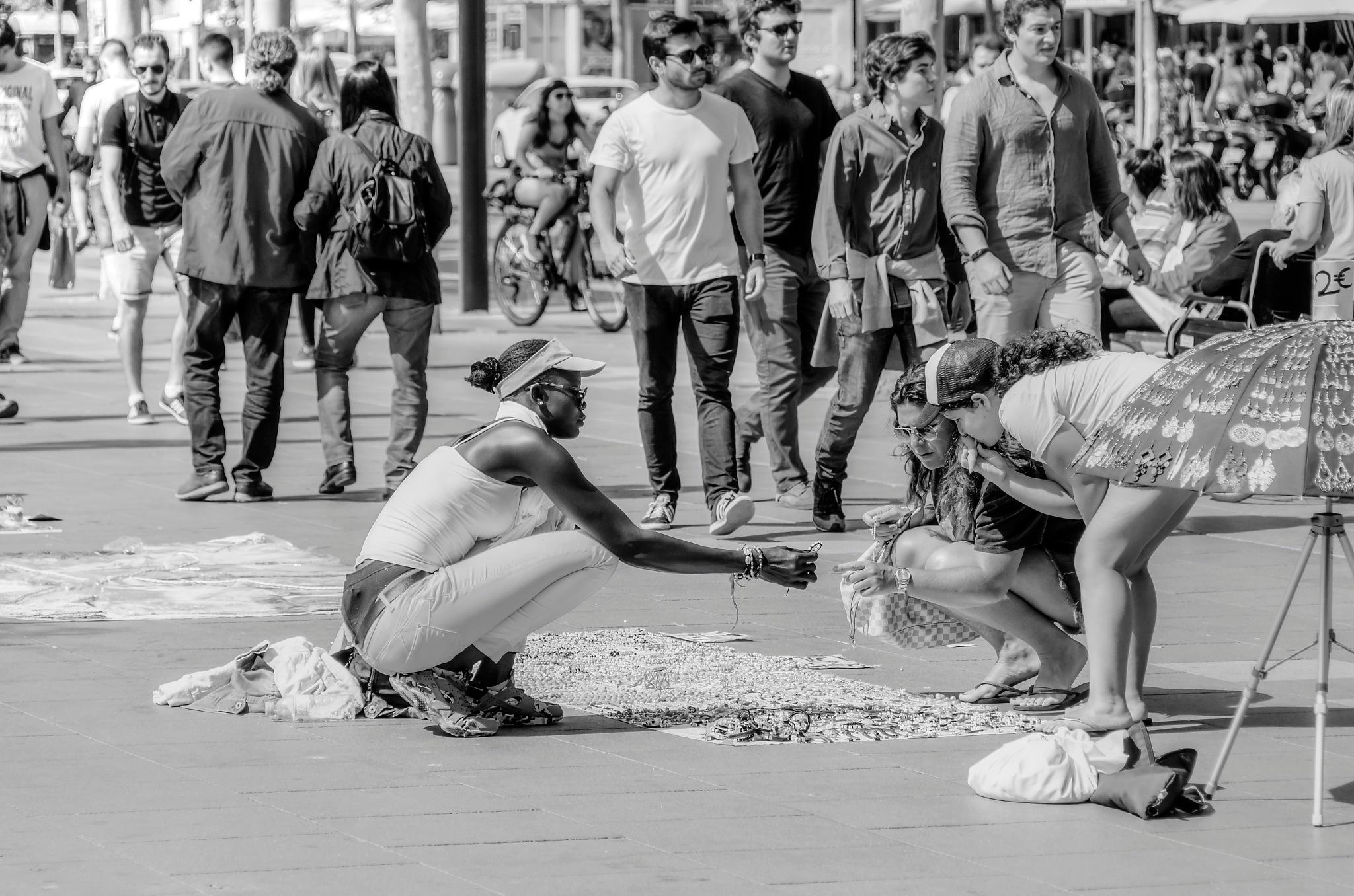 Luchadora! by Miguel Angel Barroso Lorenzo