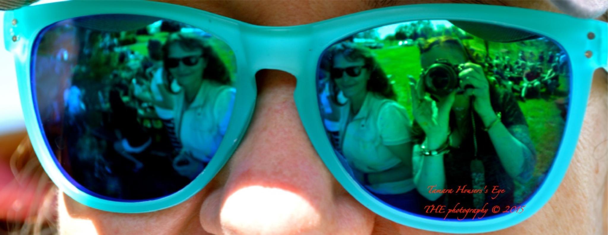 I see you..... by Tamara Housers Eye