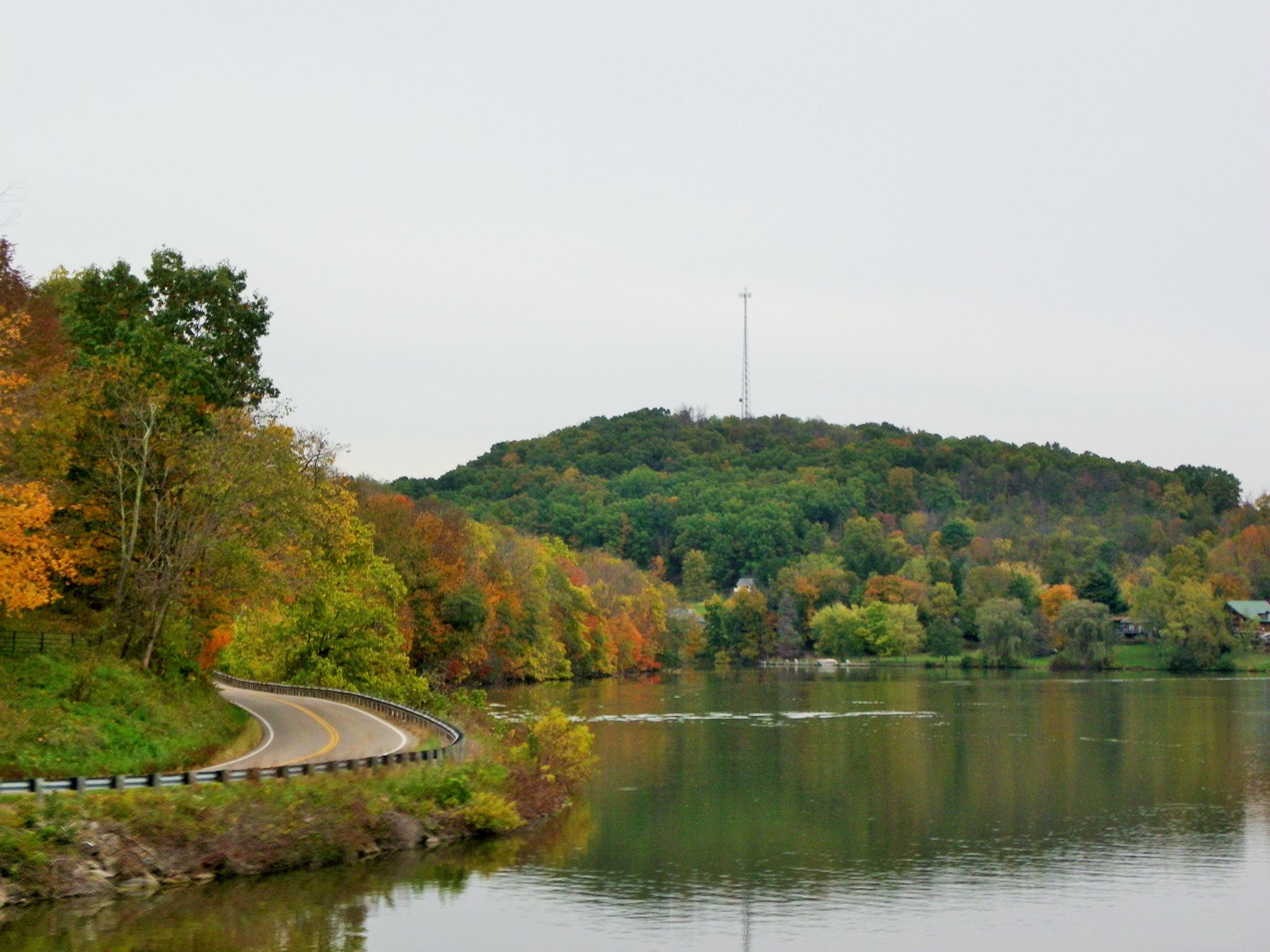 Tappan Lake Ohio by Floralzoom