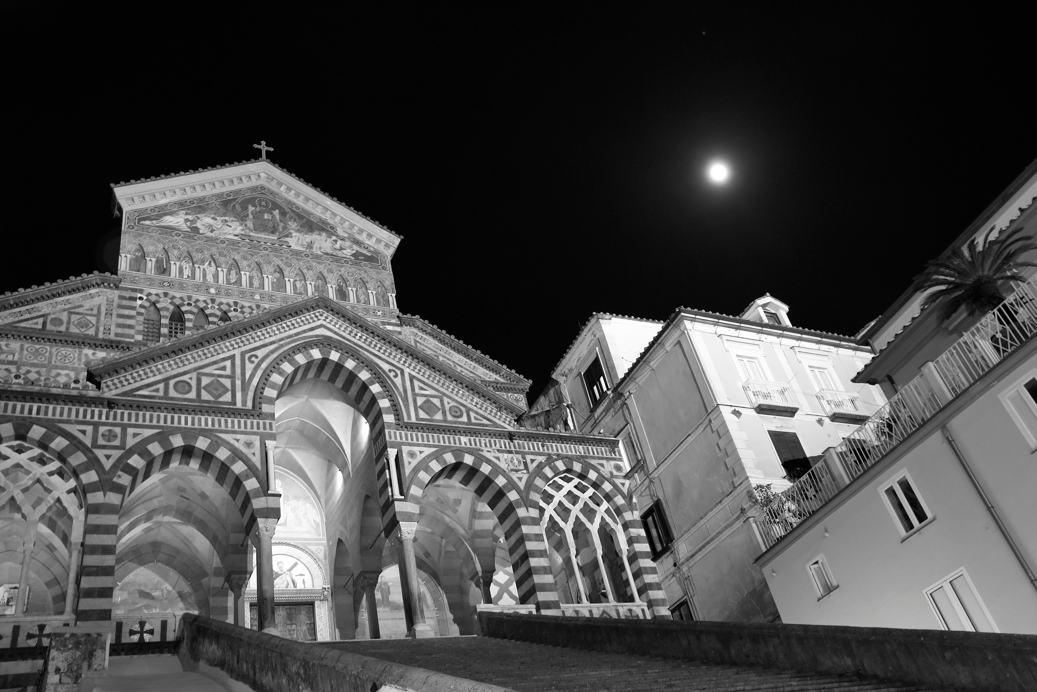 Amalfi St Andrews Cathedral by John Erwood