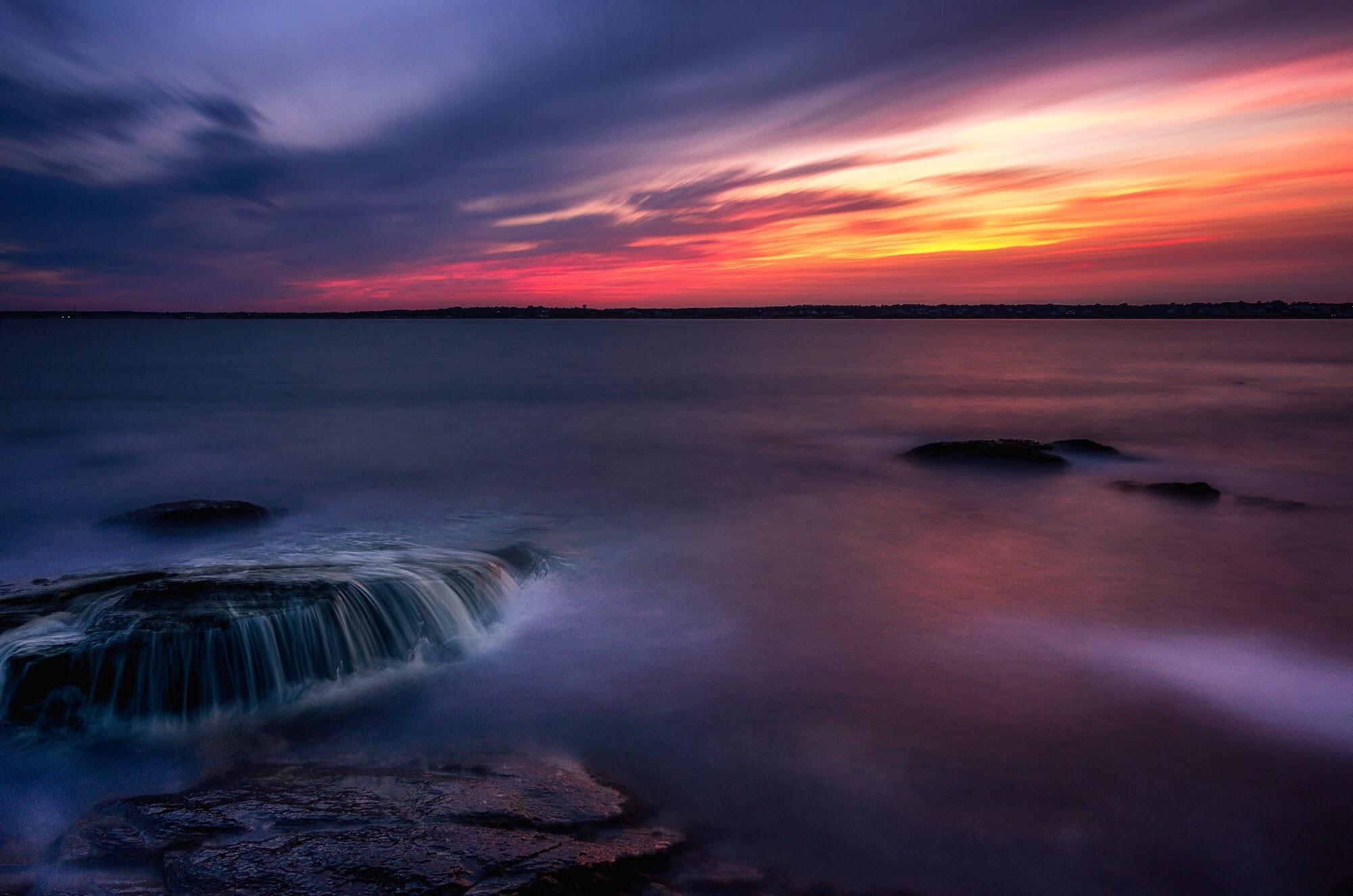 Coastal Rhode Island  by DrakeUncharted