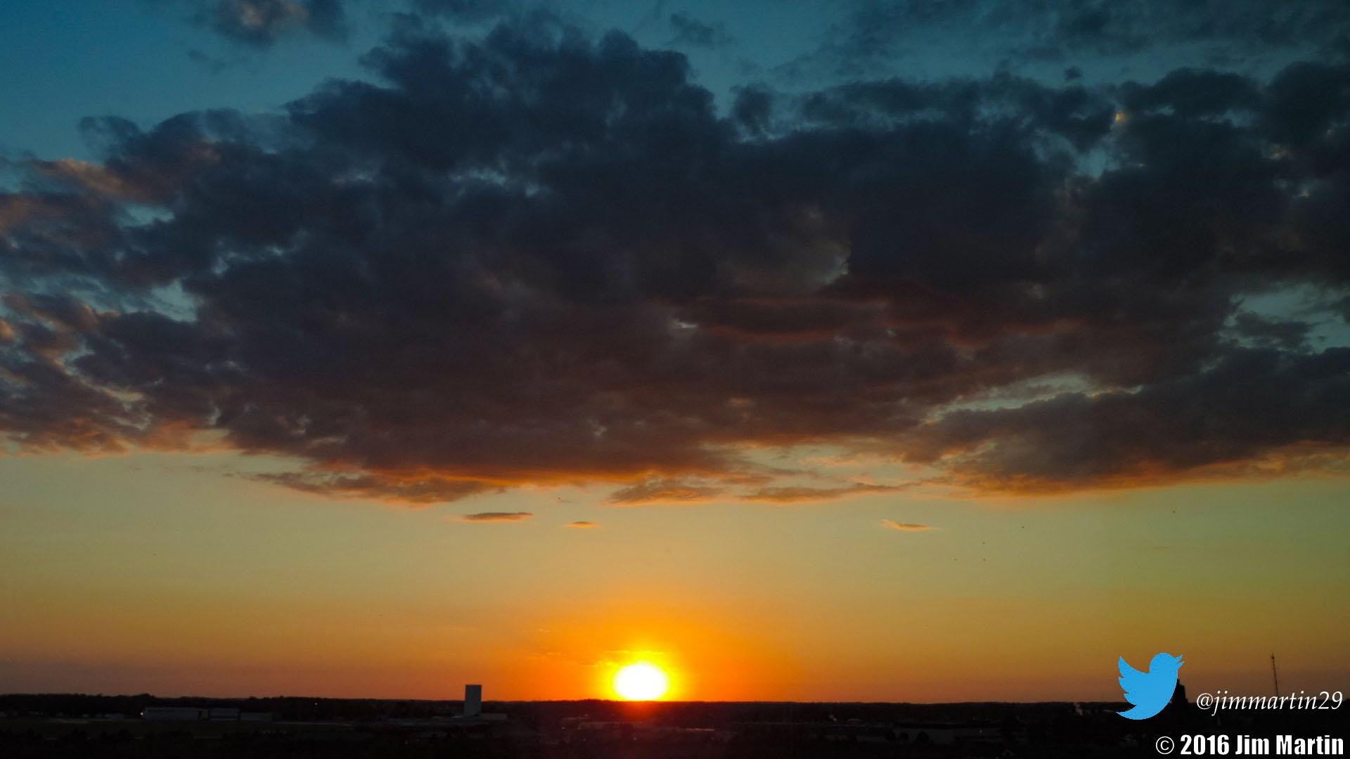 Photo in Landscape #findlay #ohio #sunset #june #2016 #summer #photography #landscape