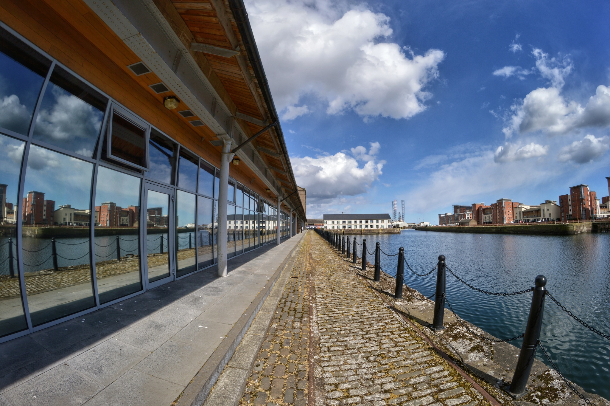 City Quay, Dundee City  by The PhotoGrabber