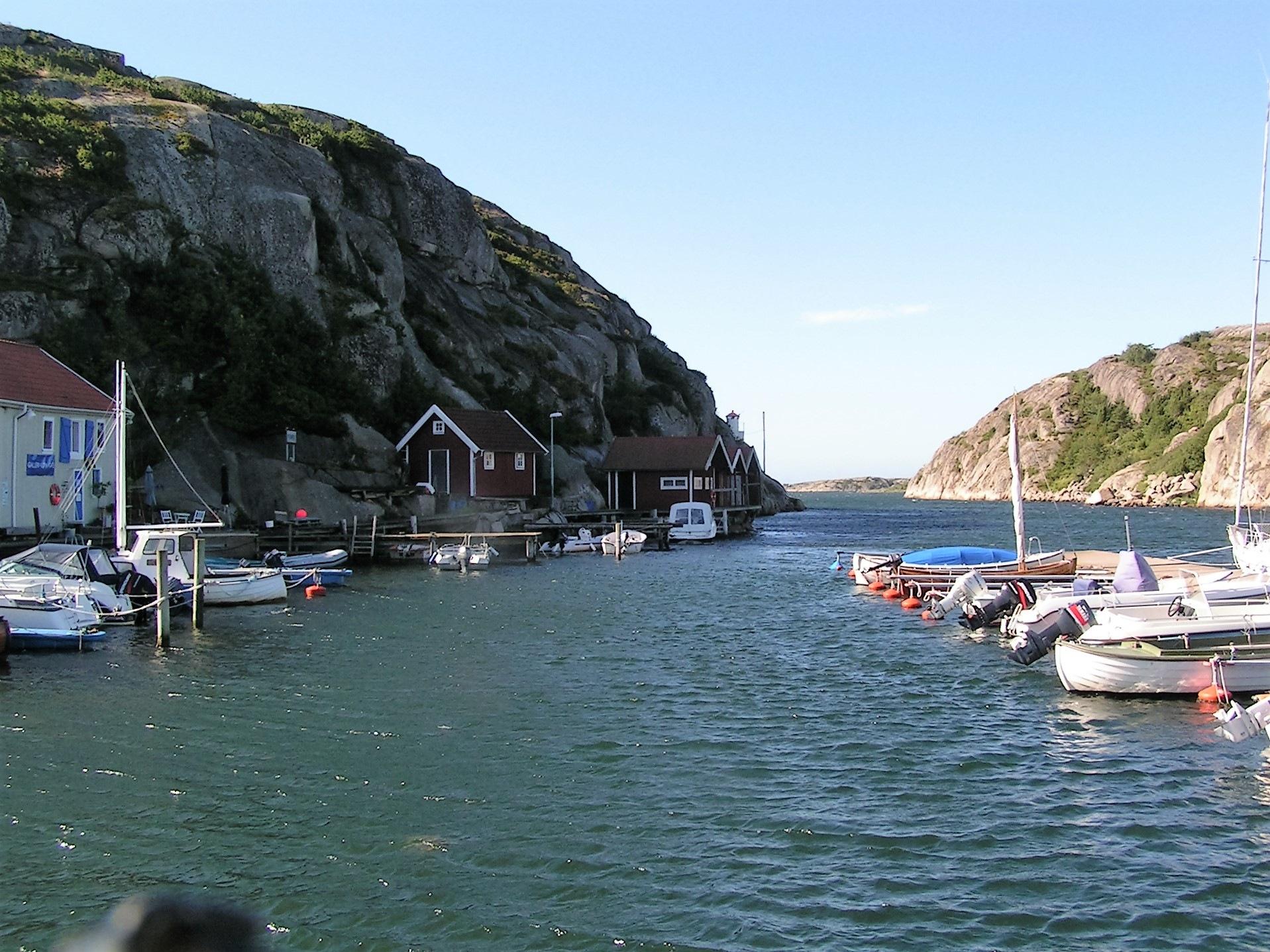Fjällbacka, Bohuslän archipelago by larsowe.gothe