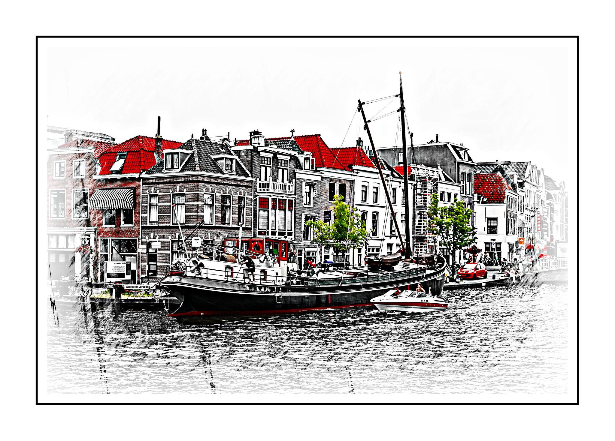Amsterdam by mganon03