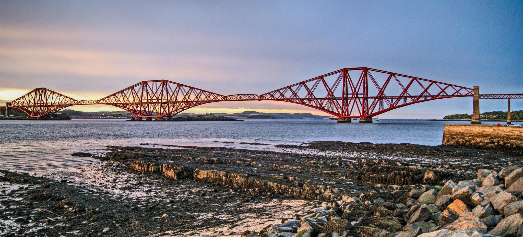 Bridge at South Queensferry by graham.drew.90