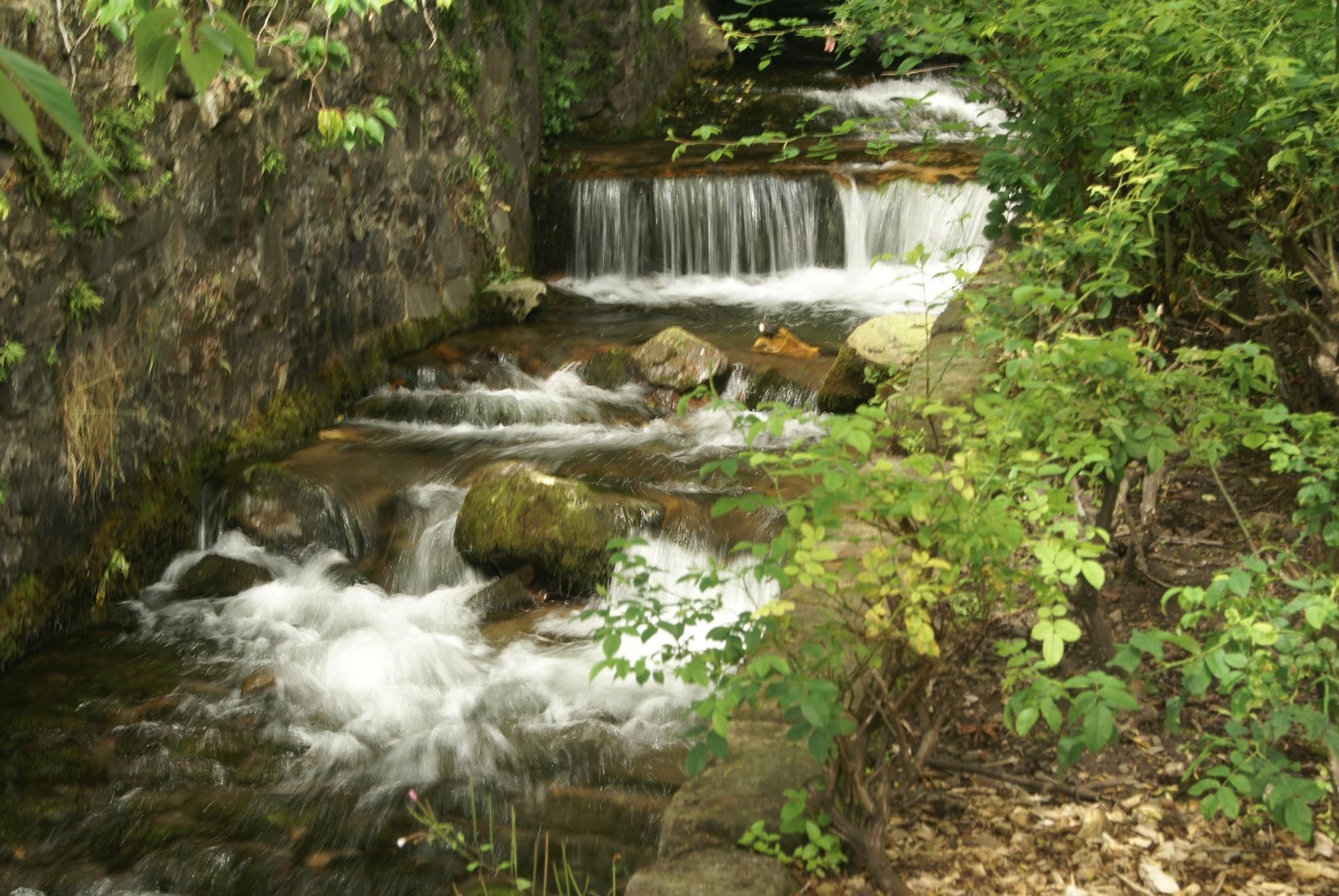 waterfall by graham.drew.90