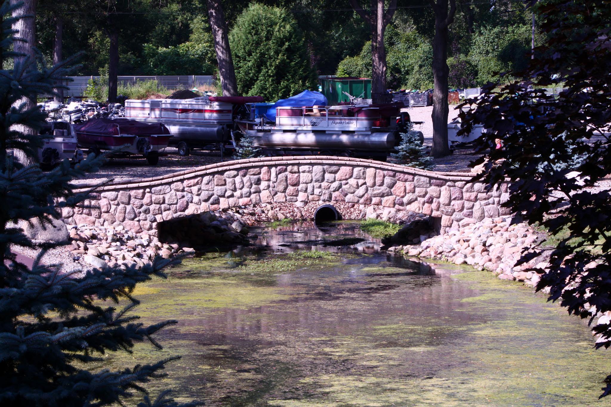 Rock Bridge by cindy.martin.7503