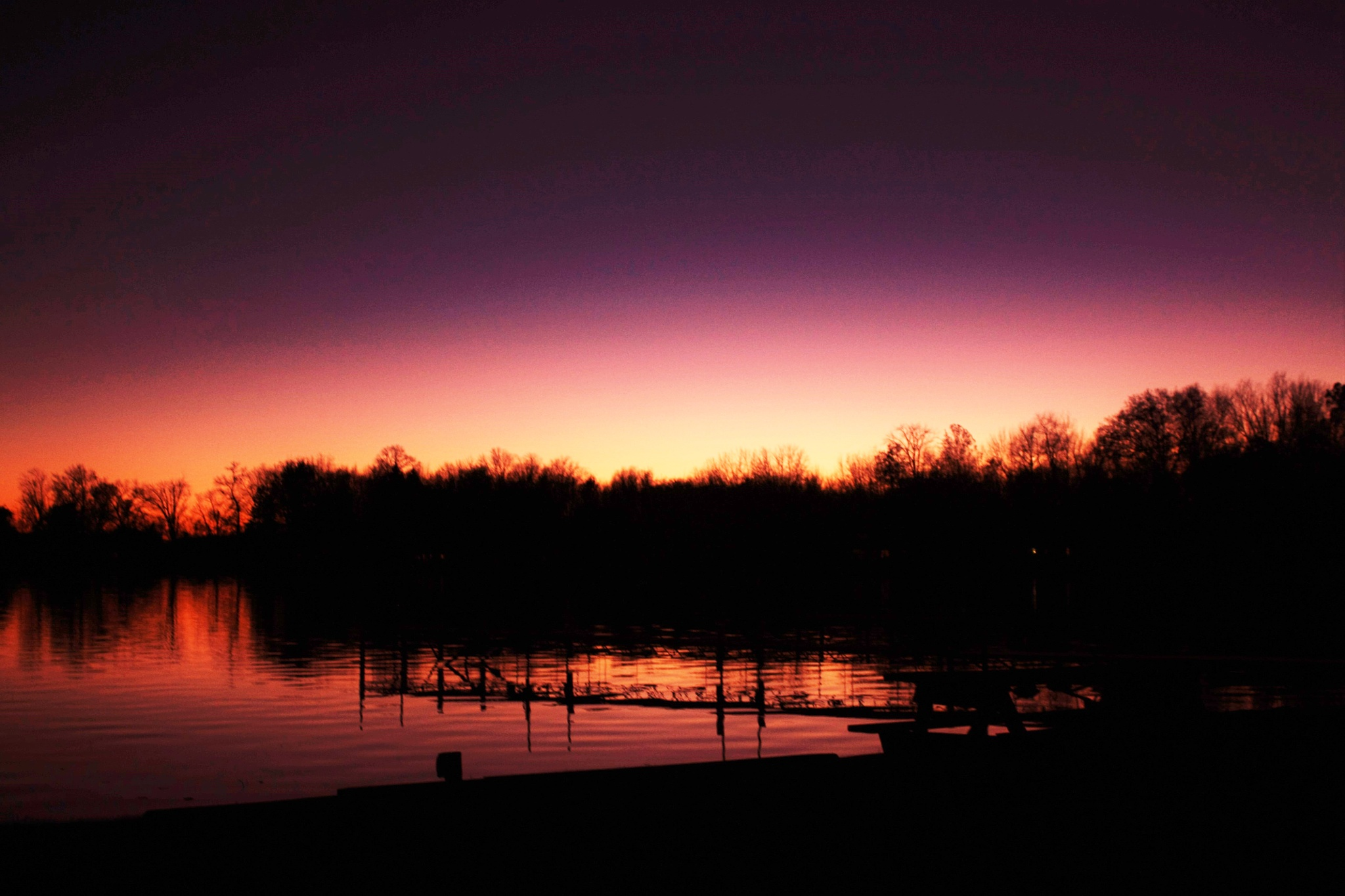 night on the Lake 2 by cindy.martin.7503