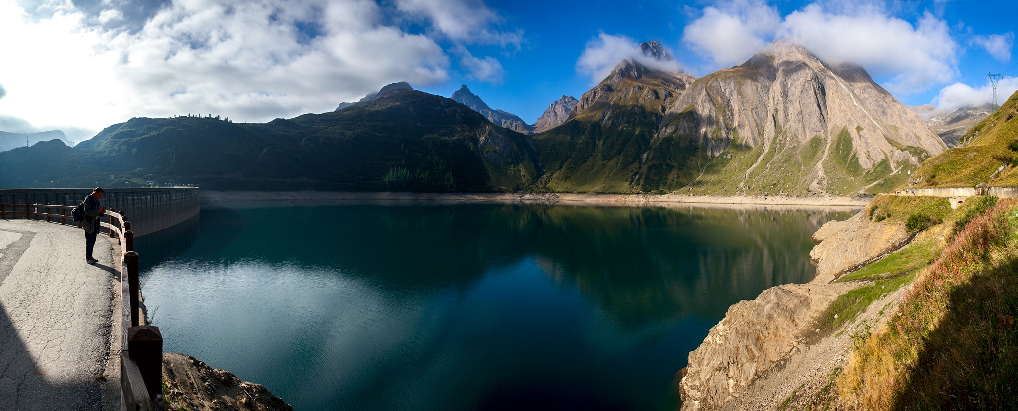 Lago Morasco by Nemooo