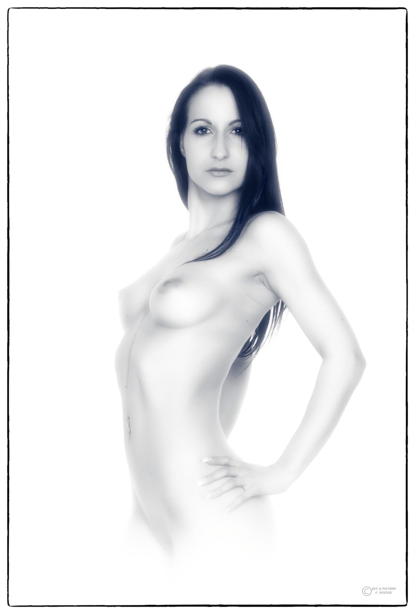 Nude by Friedrich Wieser