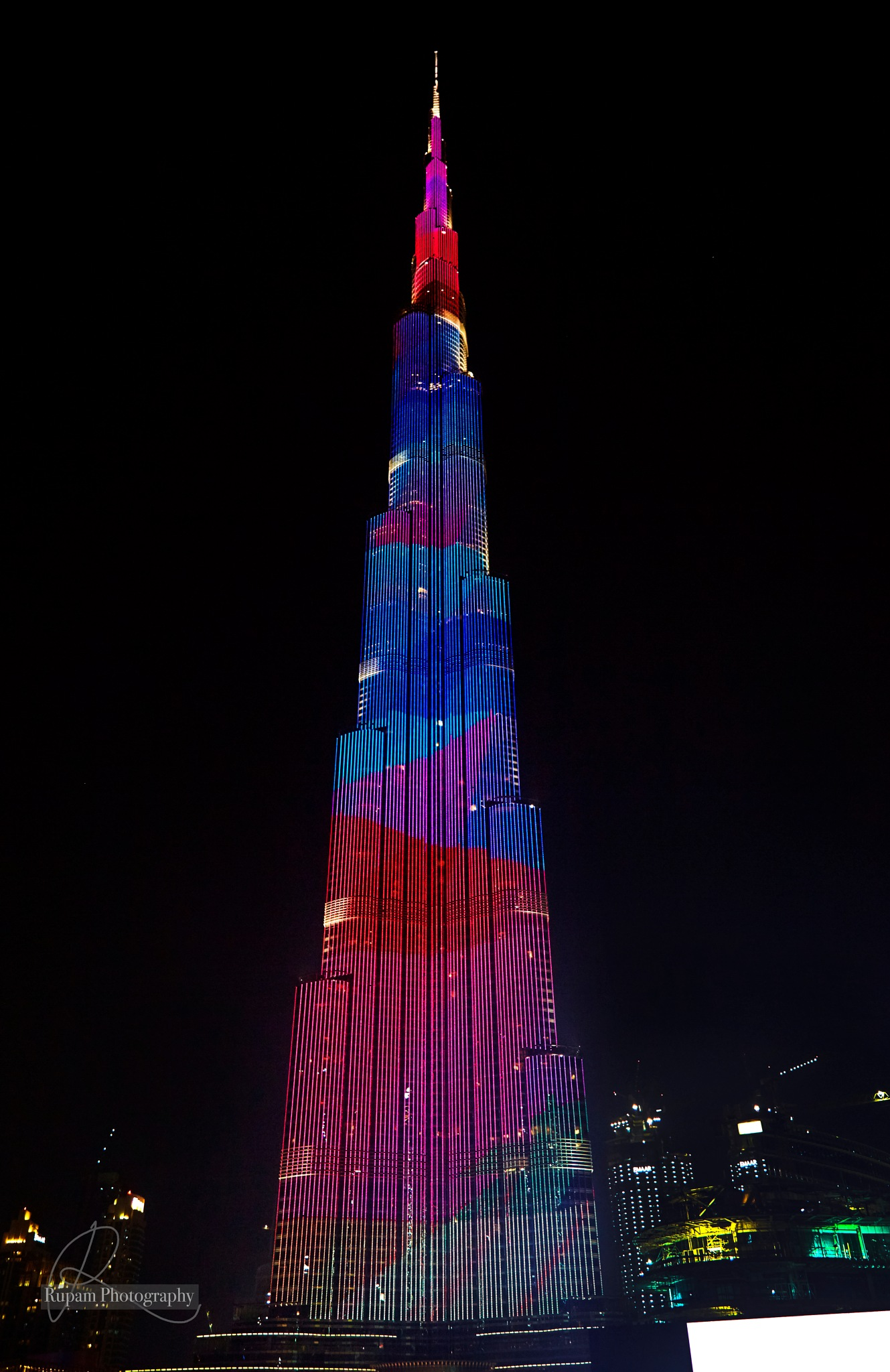 Burj Khalifa by rupamsikder