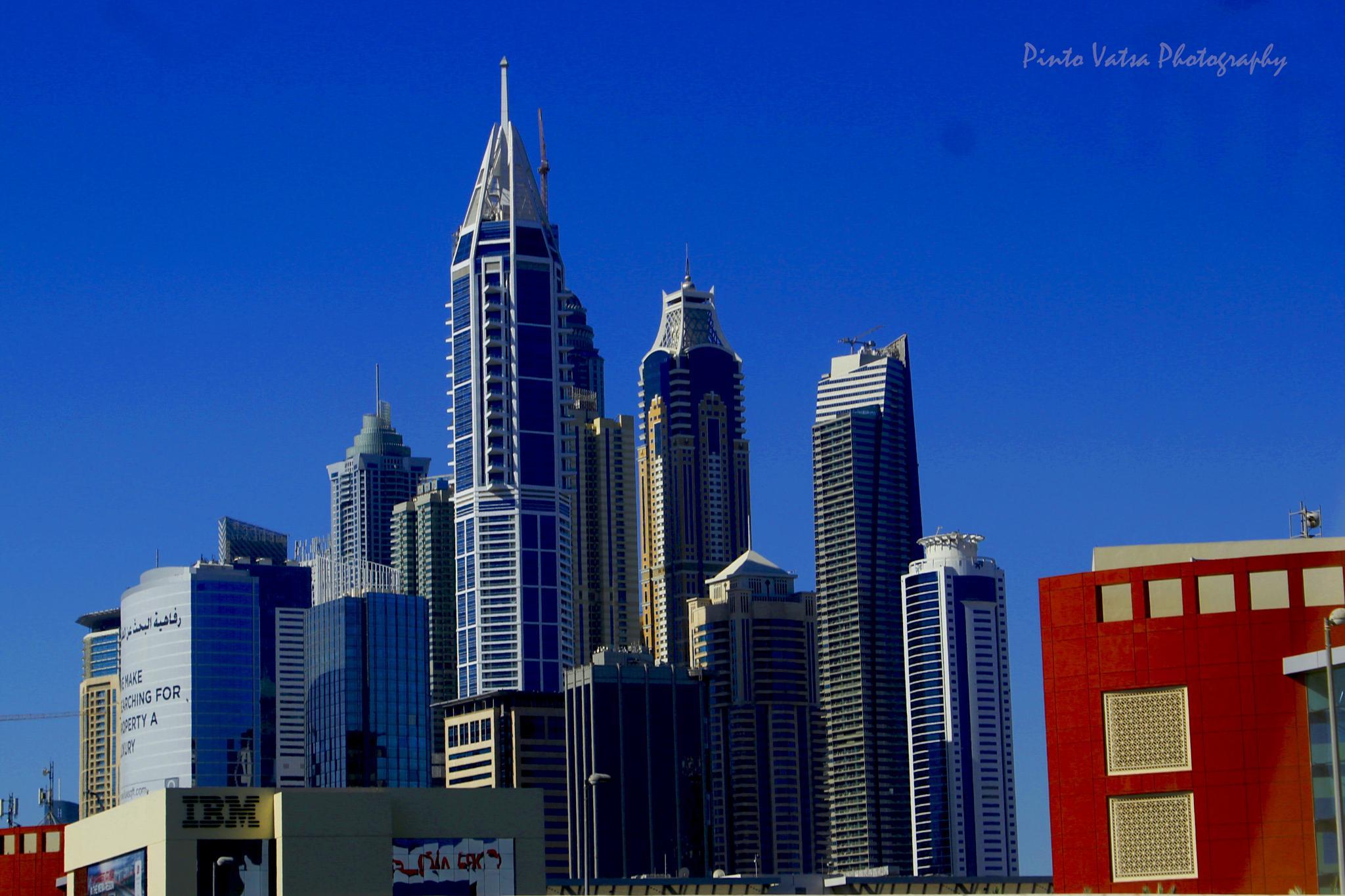 Cityscape by pinto.vatsa