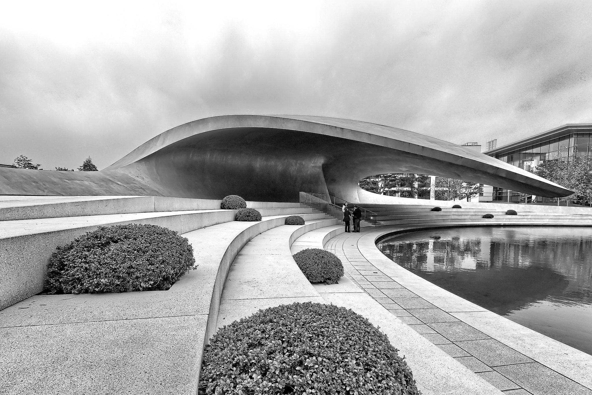 Porsche Pavilion by JeckstadtPhotography